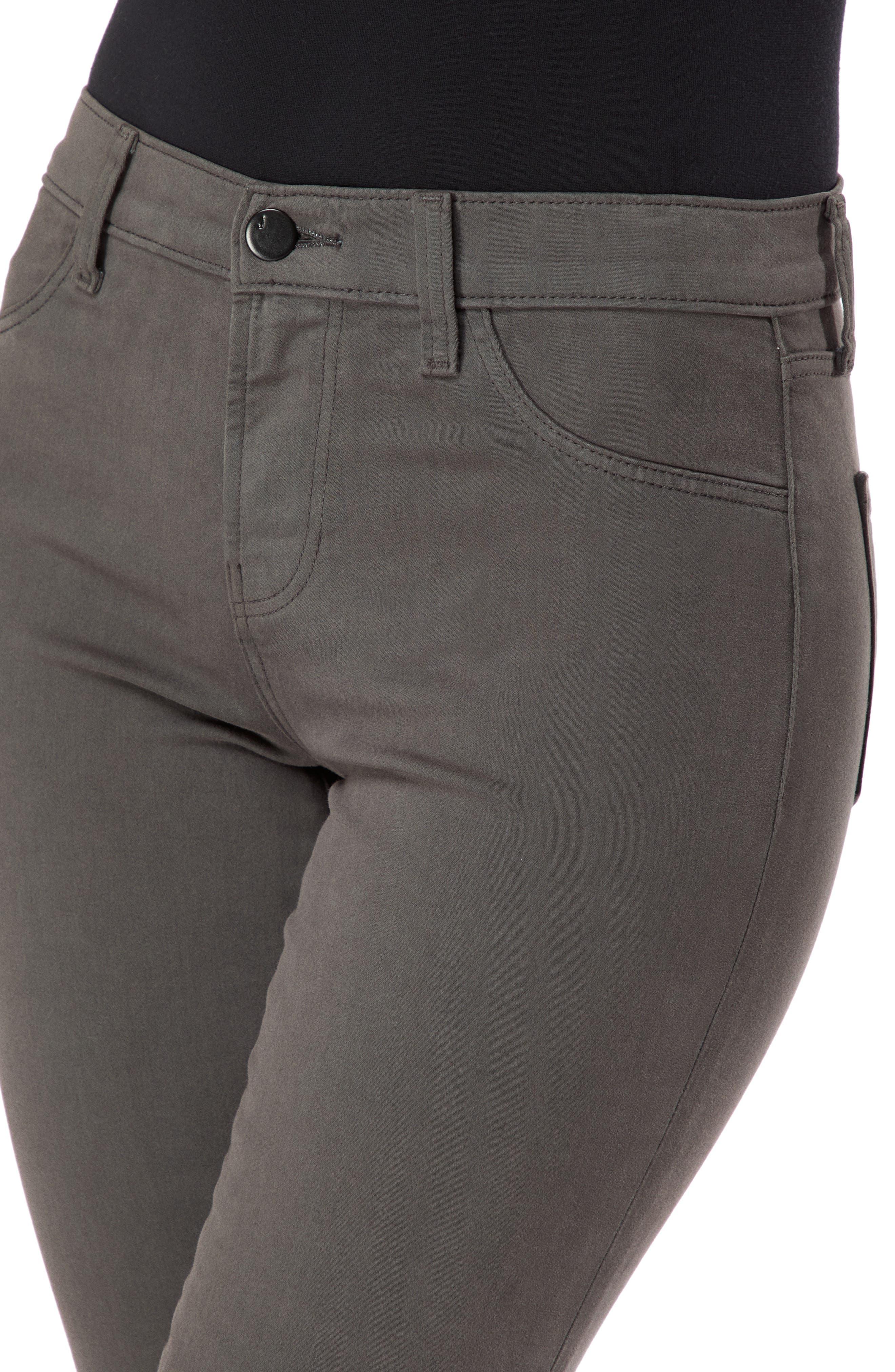 485 Mid Rise Skinny Jeans,                             Alternate thumbnail 4, color,                             FUTURE
