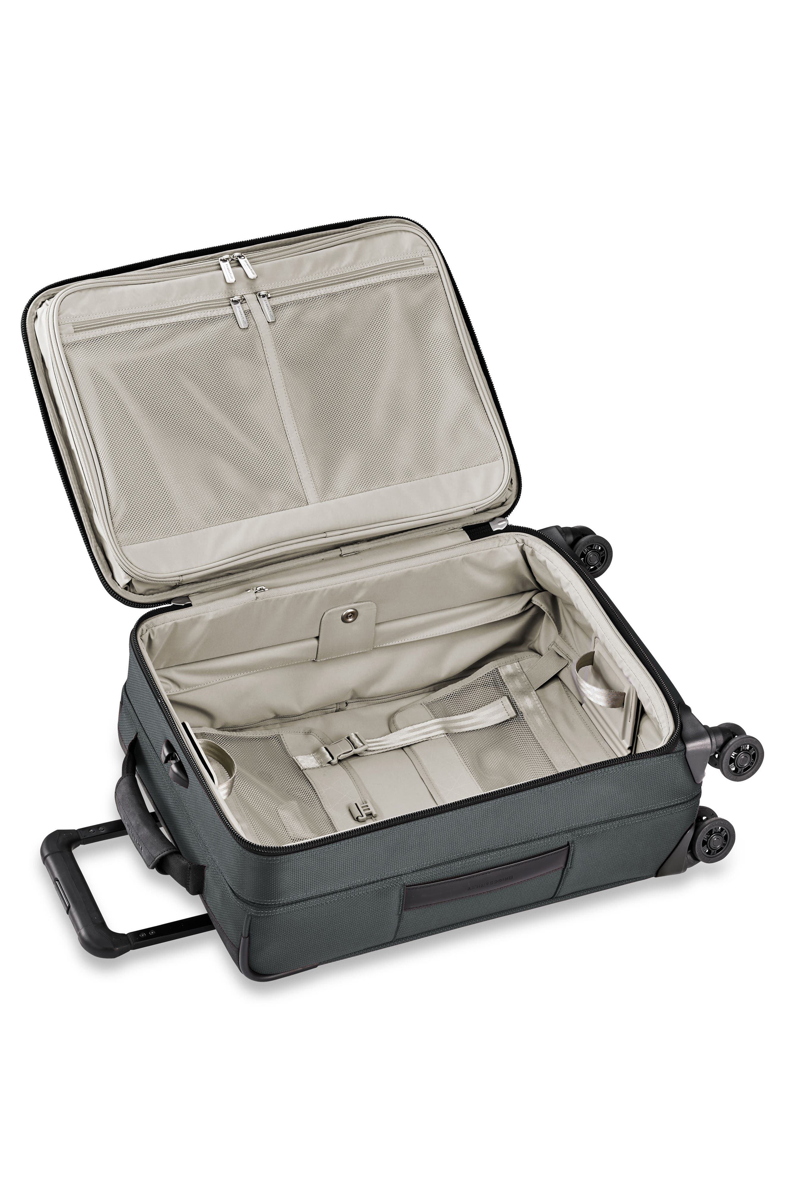 Transcend VX Tall Expandable 22-Inch Spinner Suitcase,                             Alternate thumbnail 2, color,                             SLATE GREY