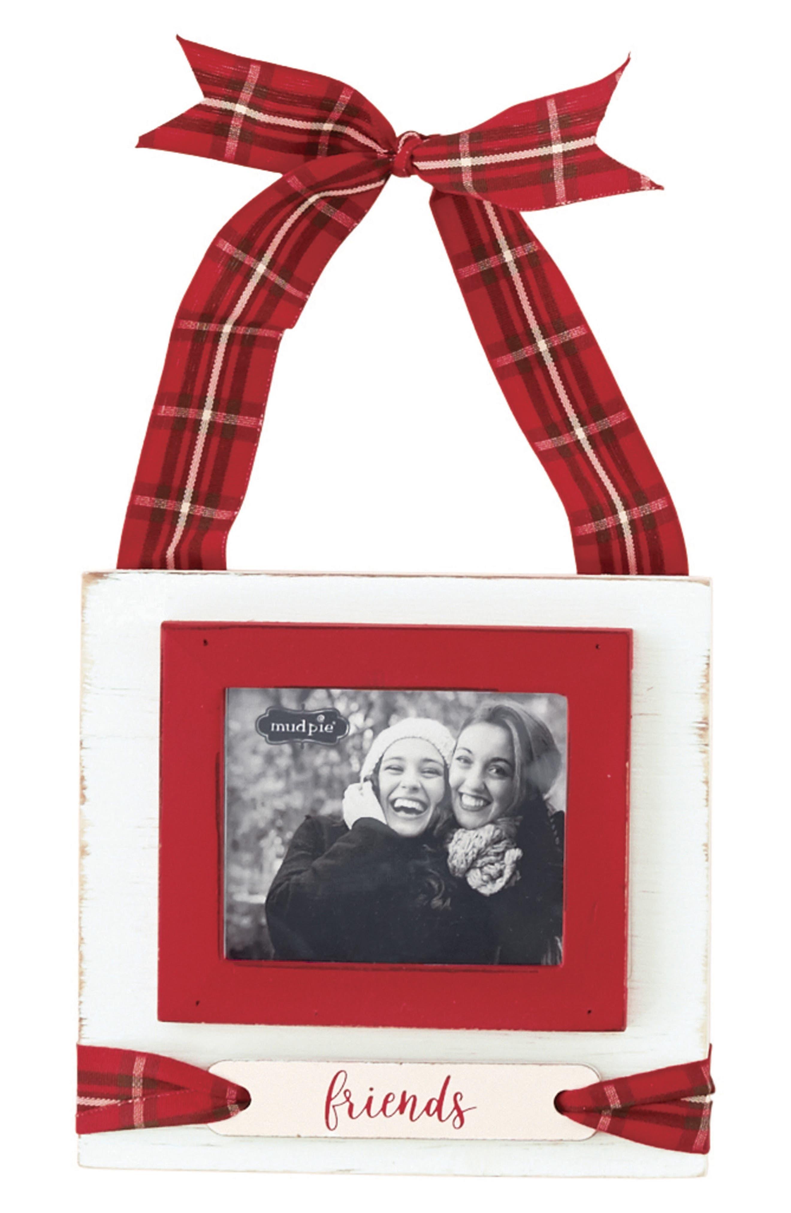 Friends Frame Ornament,                         Main,                         color, 100