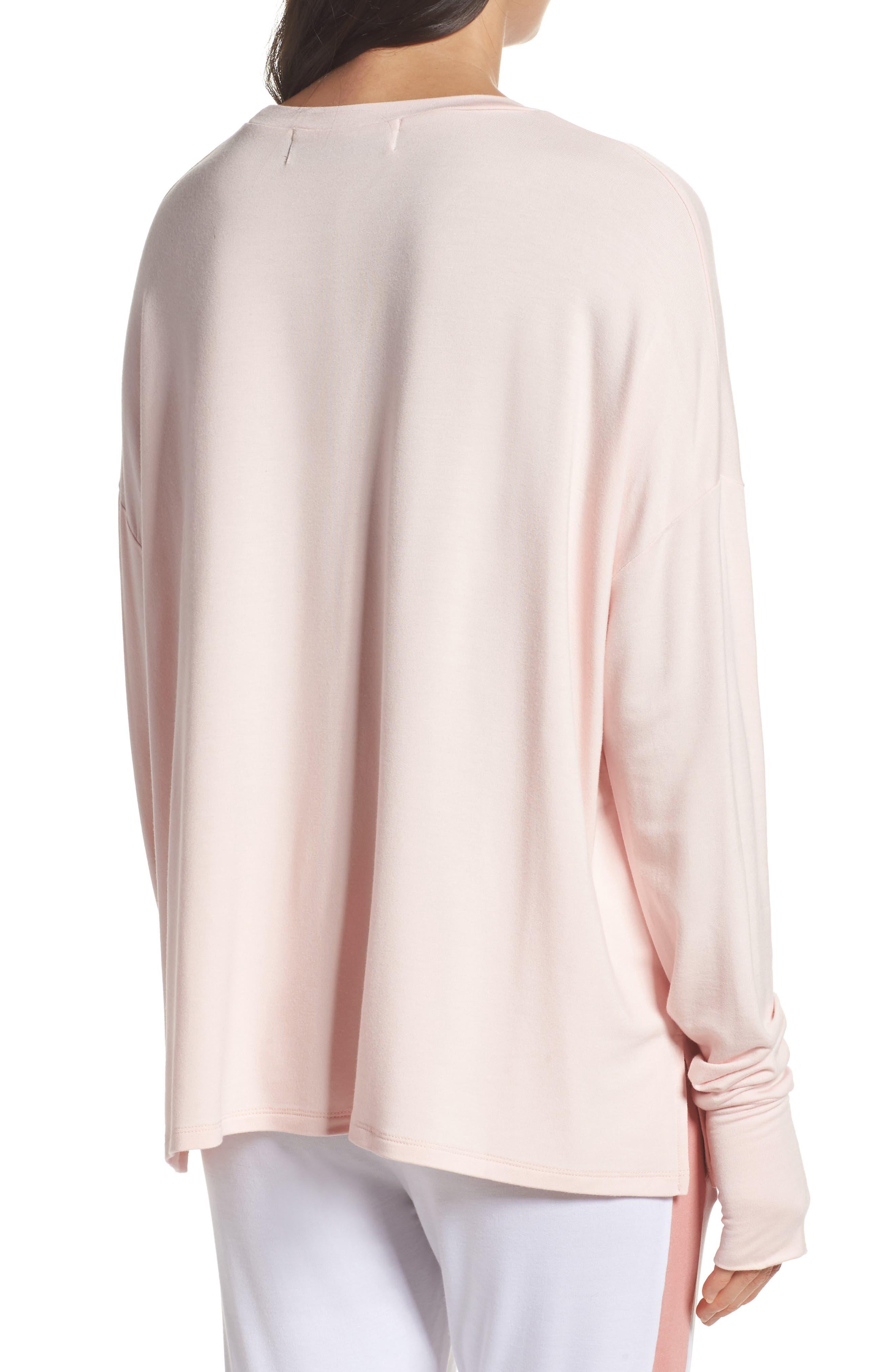 Rosé Please Sweatshirt,                             Alternate thumbnail 2, color,