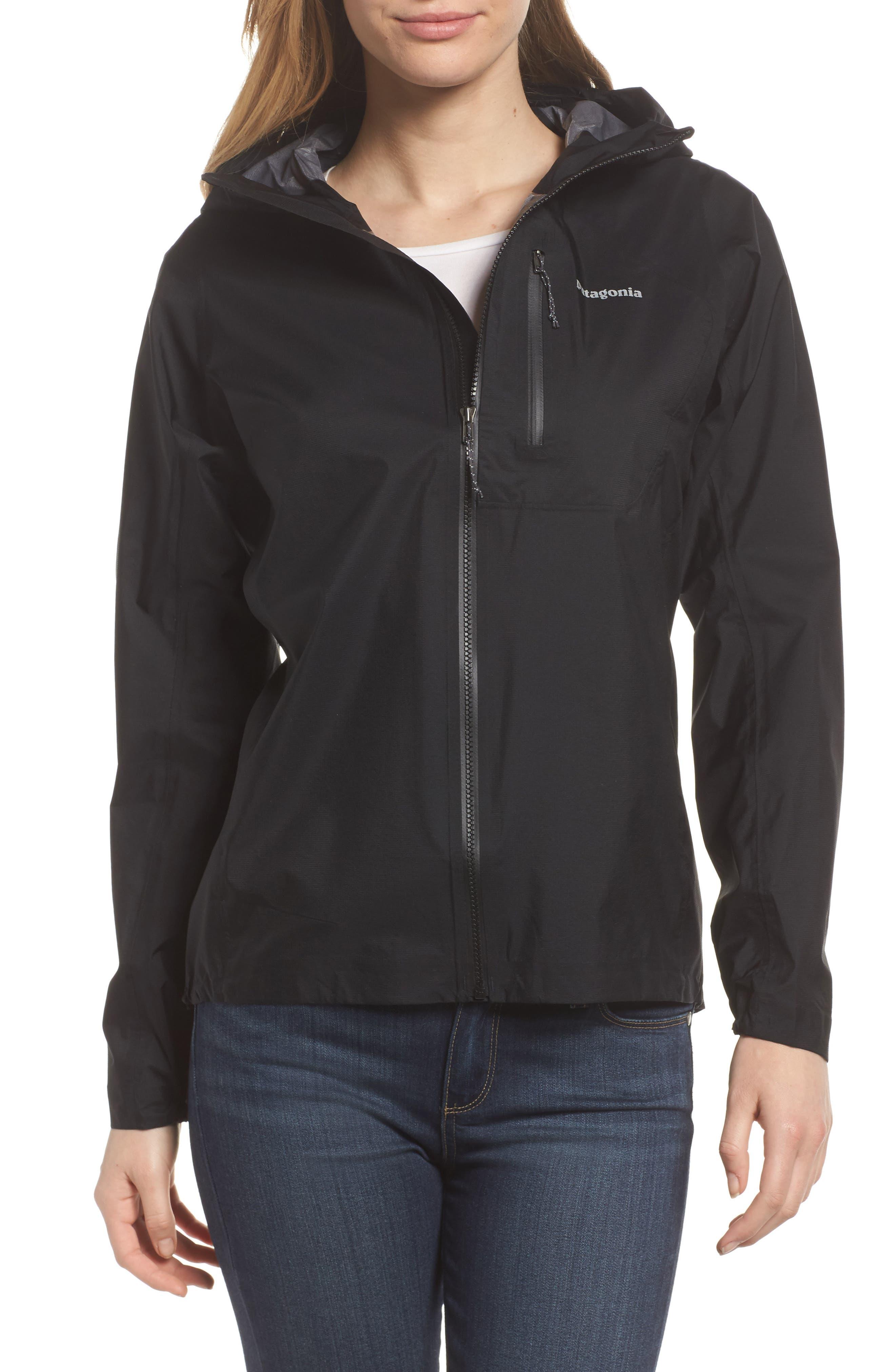Storm Racer Jacket,                             Main thumbnail 1, color,                             BLACK