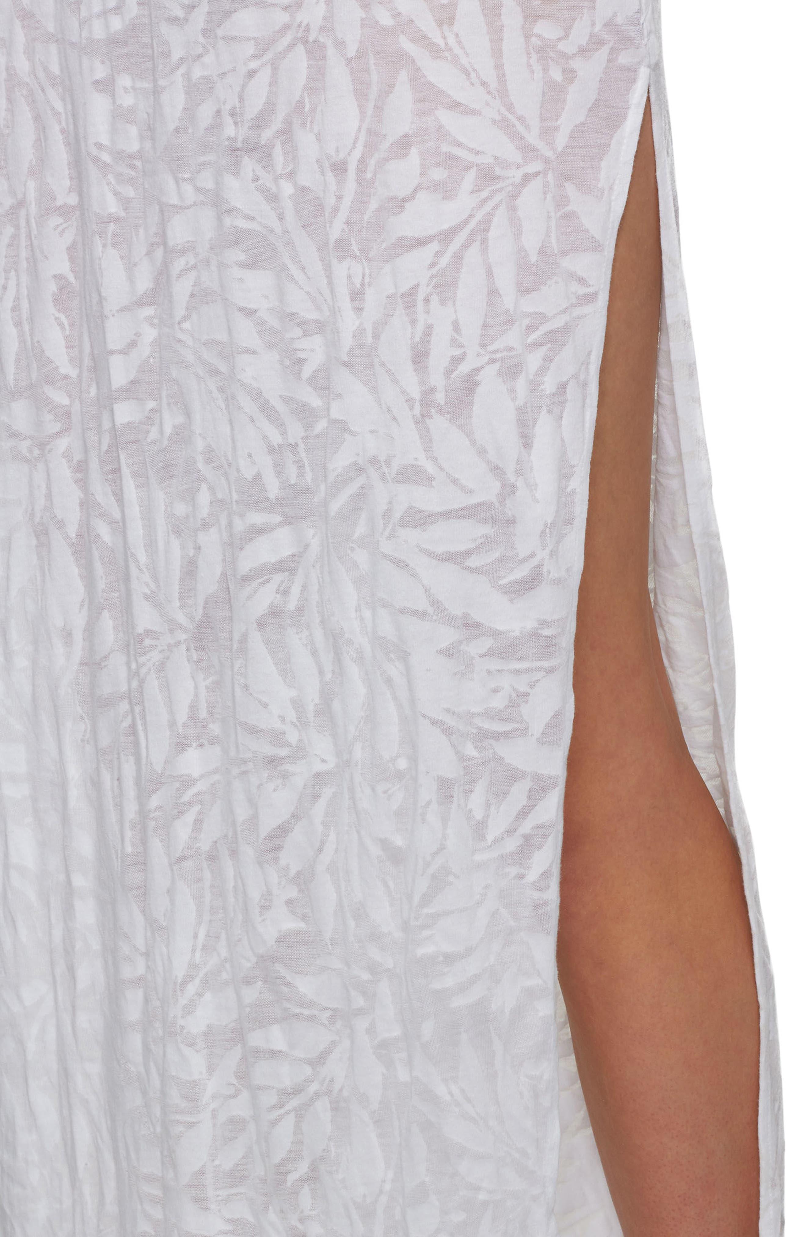 Finn Cover-Up Maxi Dress,                             Alternate thumbnail 8, color,