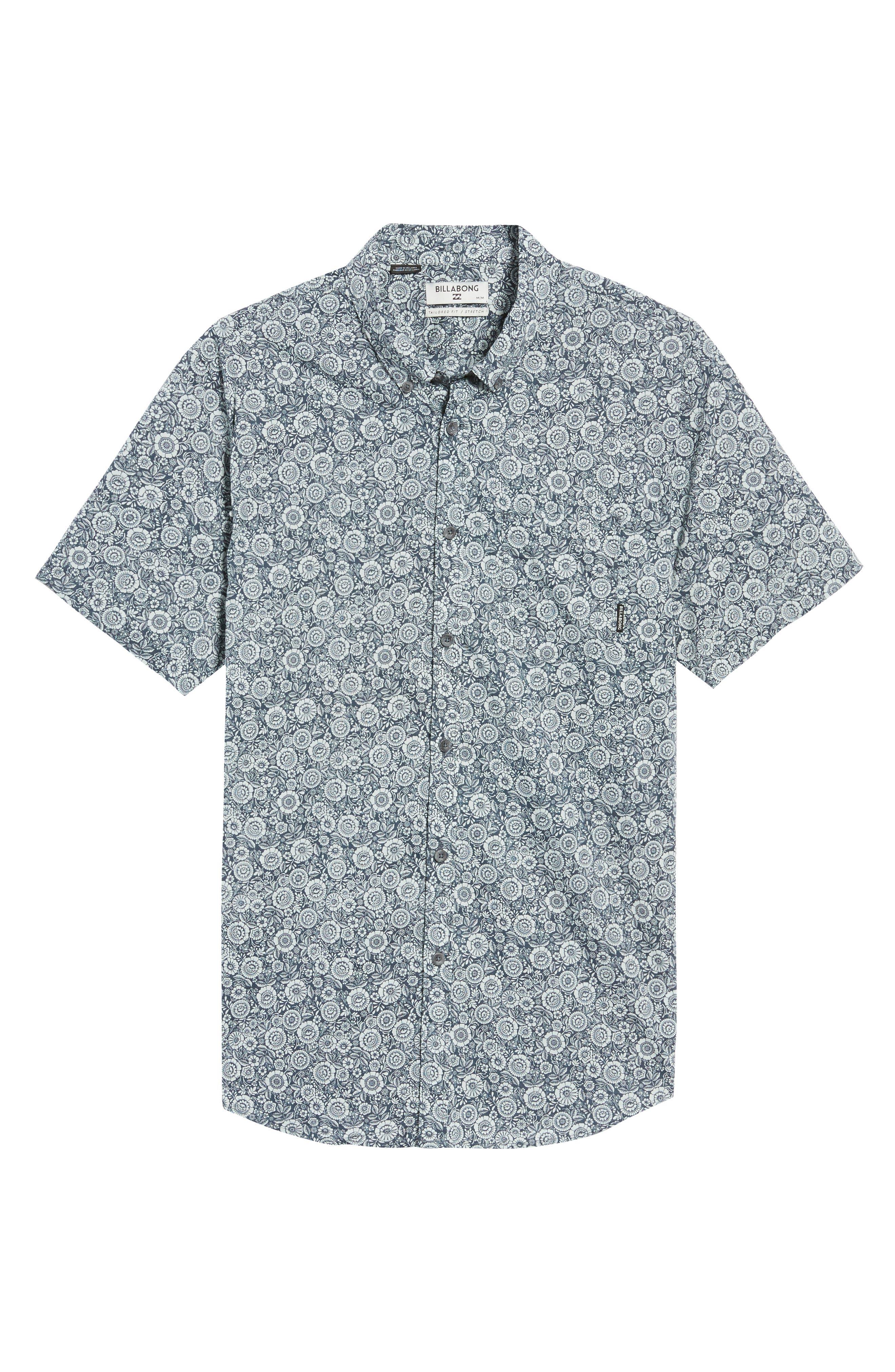 Sundays Mini Woven Shirt,                             Alternate thumbnail 6, color,                             050