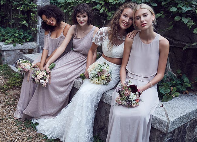 From Show Me Your Mumu More Bridesmaid Dresses