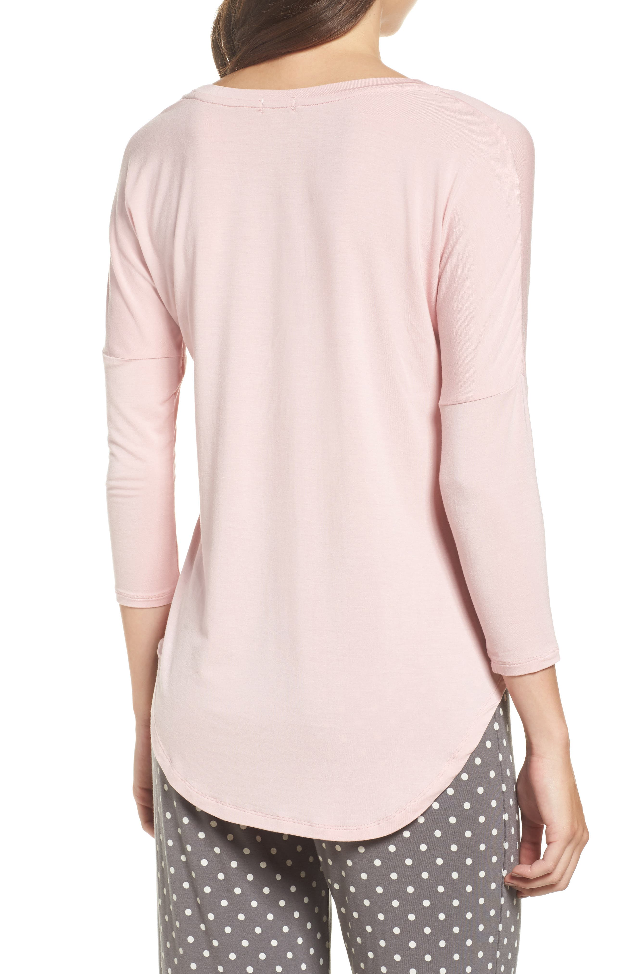 Long Sleeve Top,                             Alternate thumbnail 2, color,                             650