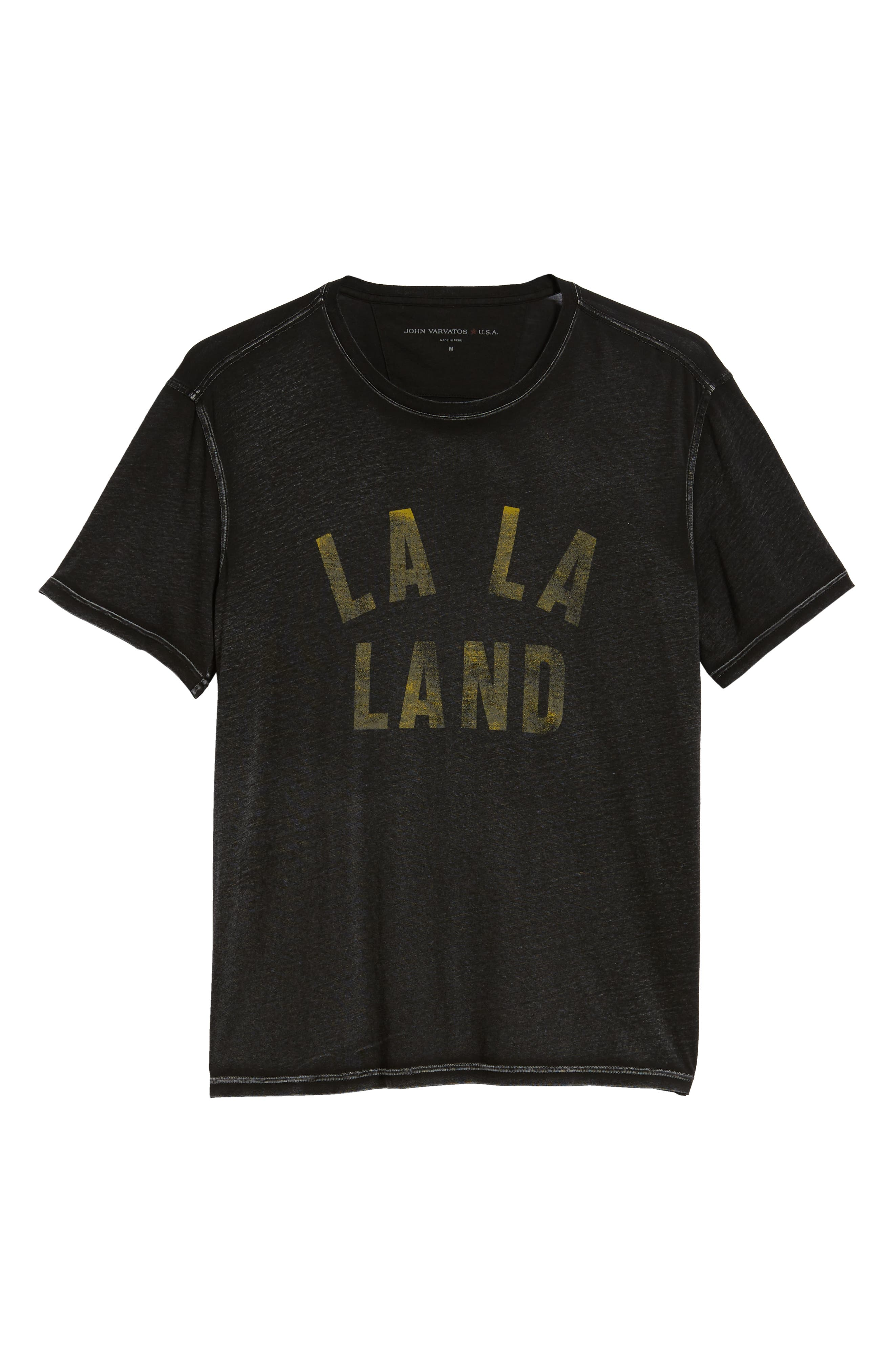 La La Land T-Shirt,                             Alternate thumbnail 6, color,                             020
