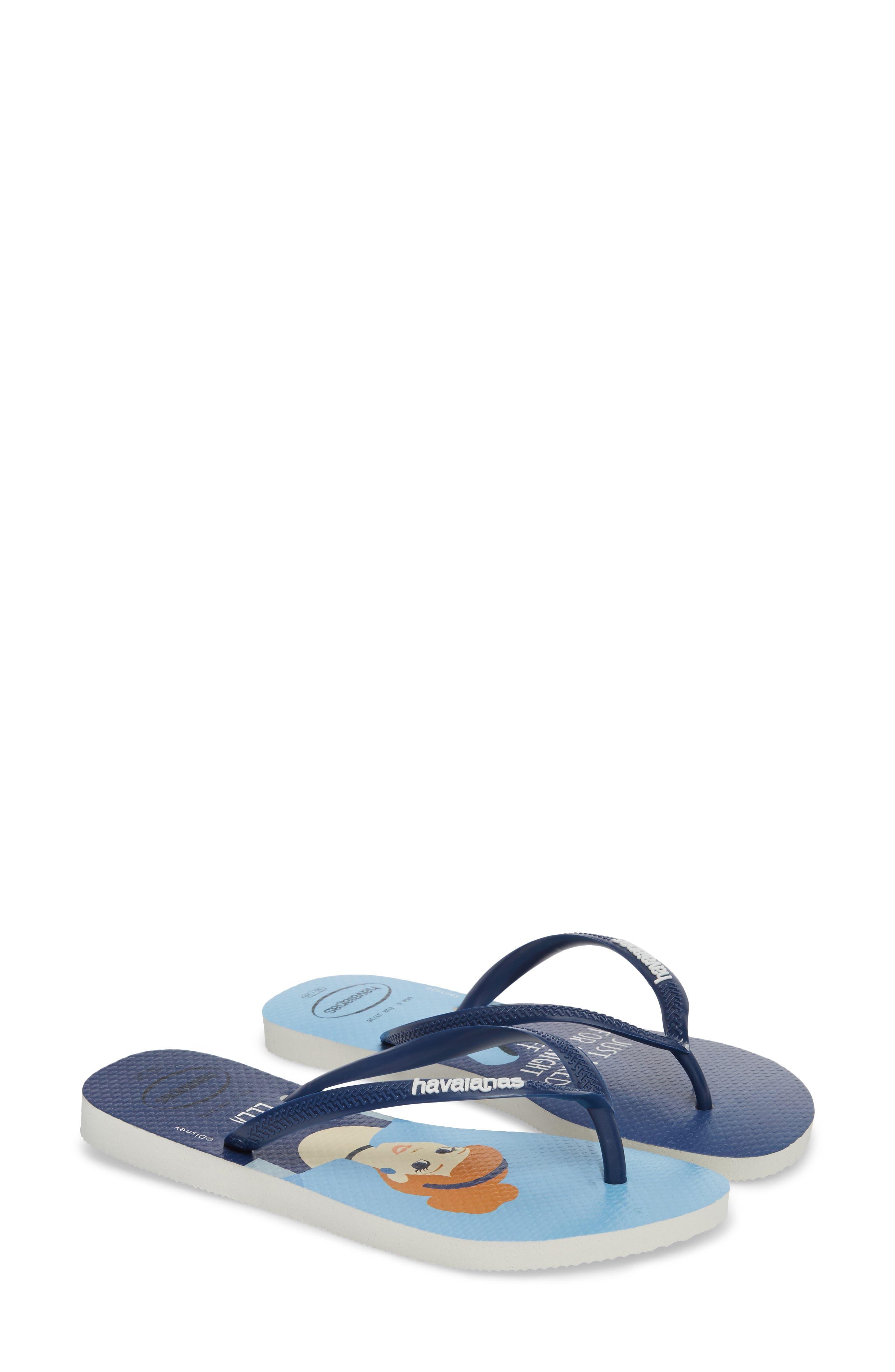 Havaiana Slim - Disney Princess Flip Flop,                         Main,                         color, 401