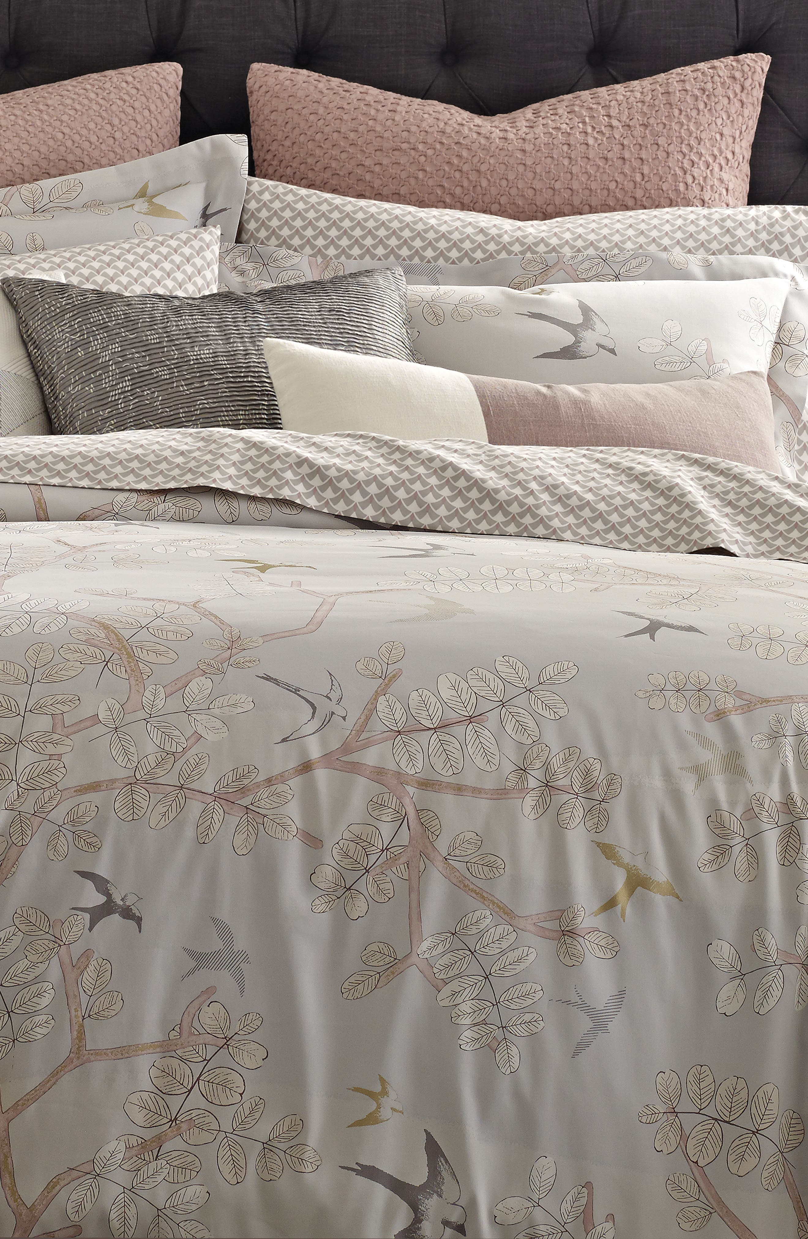 Margot 300 Thread Count Comforter,                             Alternate thumbnail 2, color,                             050