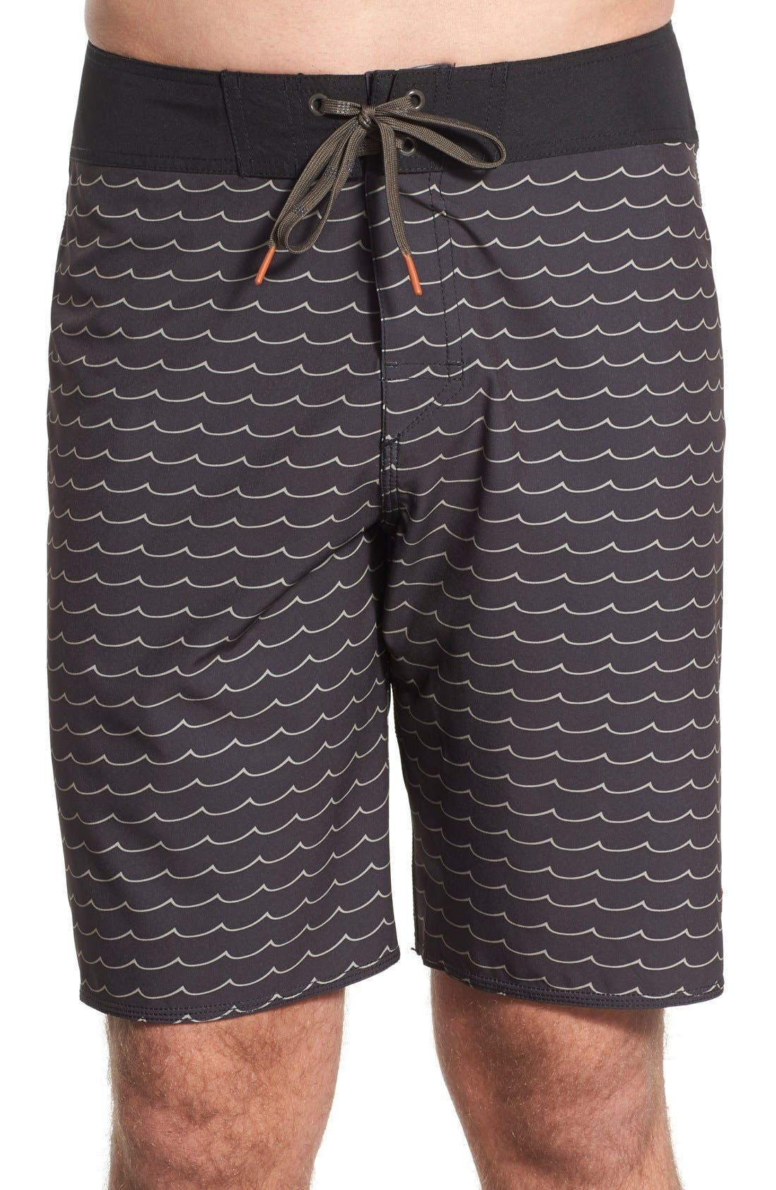 'Windswell' Board Shorts,                             Main thumbnail 1, color,                             020