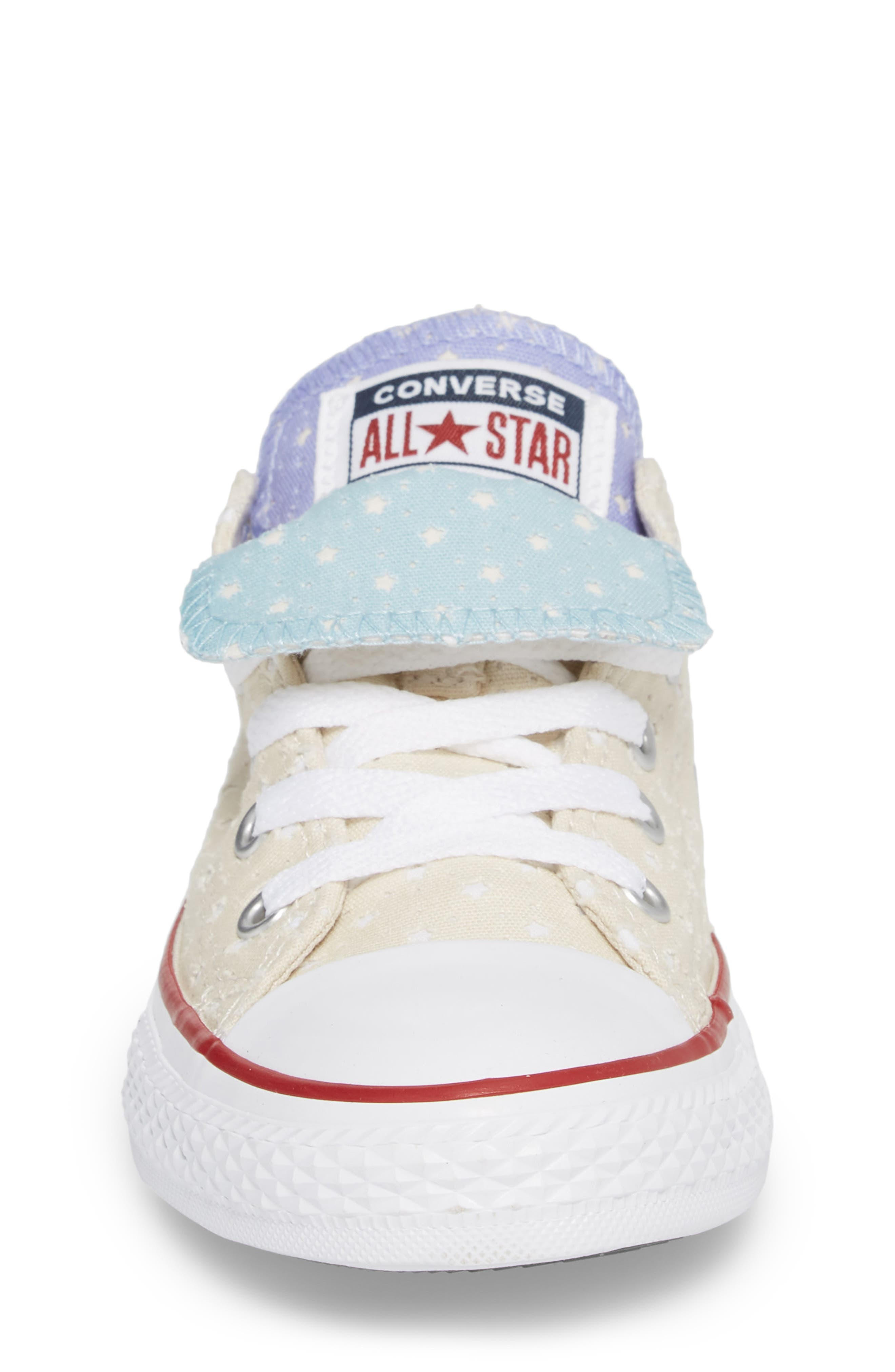 Chuck Taylor<sup>®</sup> All Star<sup>®</sup> Double Tongue Sneaker,                             Alternate thumbnail 12, color,