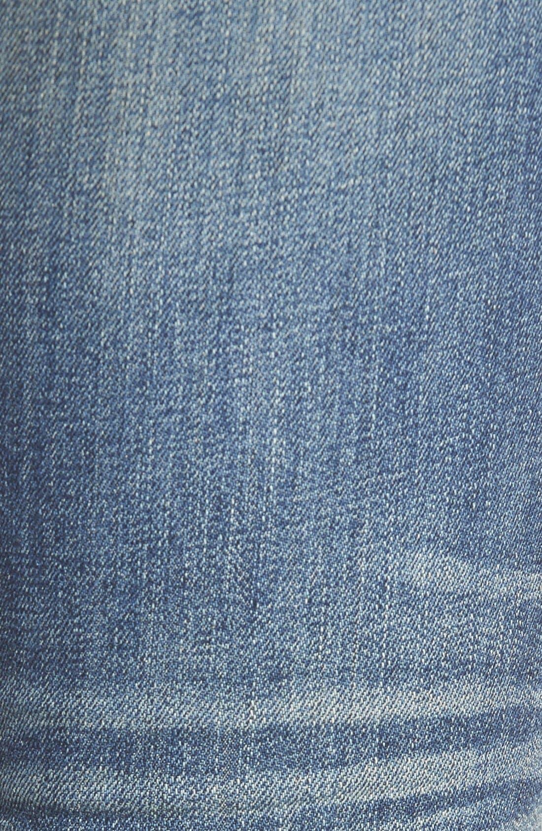 'The Dre' Slim Fit Boyfriend Jeans,                             Alternate thumbnail 3, color,                             402