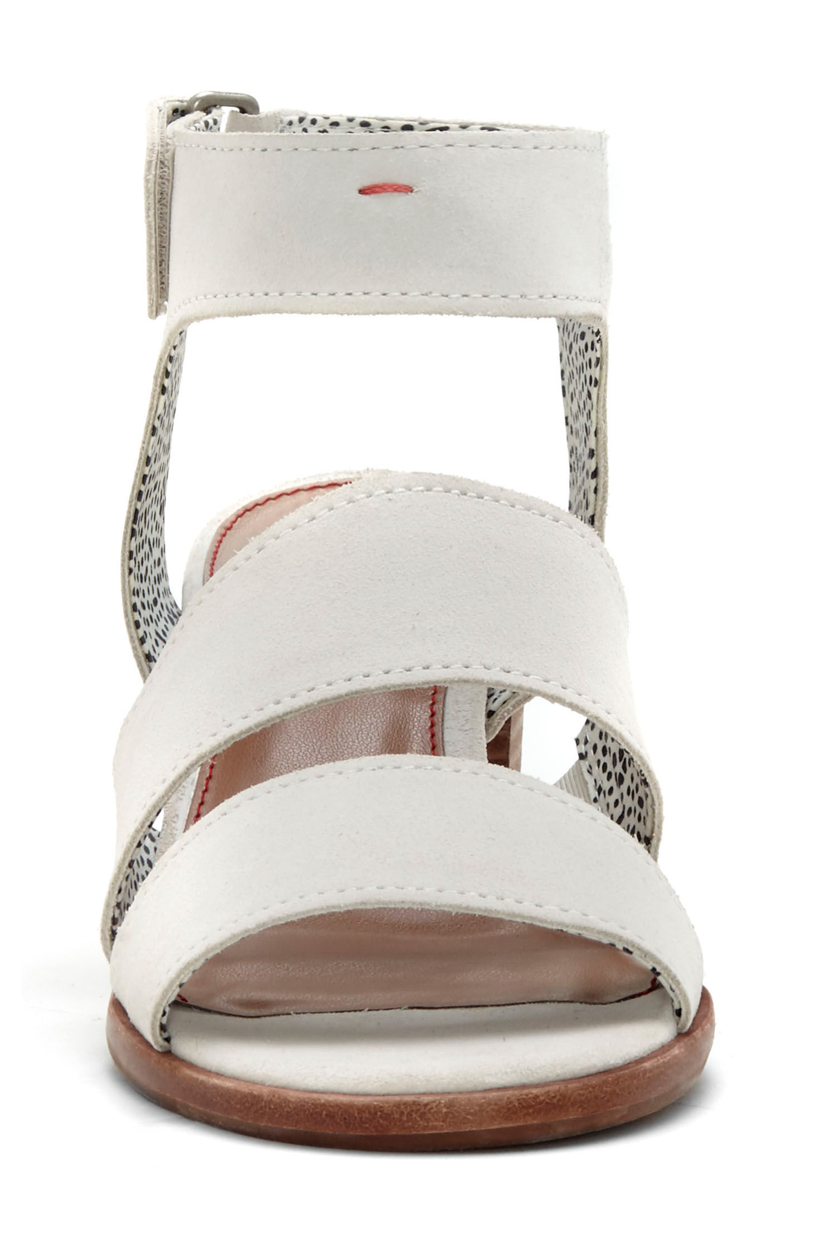 Tahni Strappy Sandal,                             Alternate thumbnail 3, color,                             110