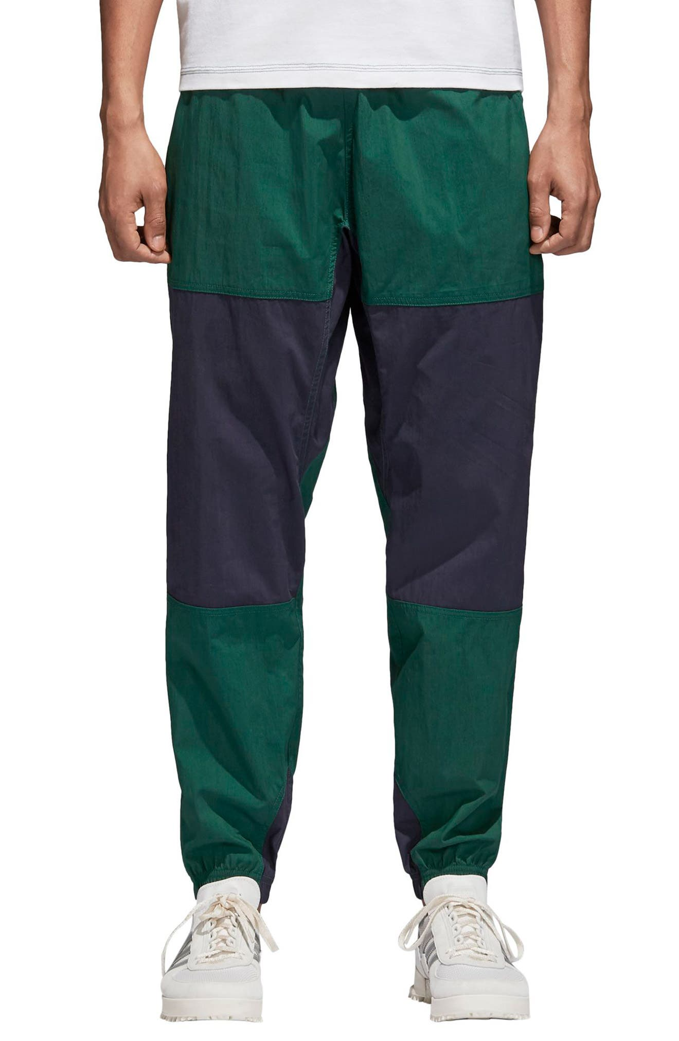 Atric Slim Fit Pants,                         Main,                         color, COLLEGIATE GREEN
