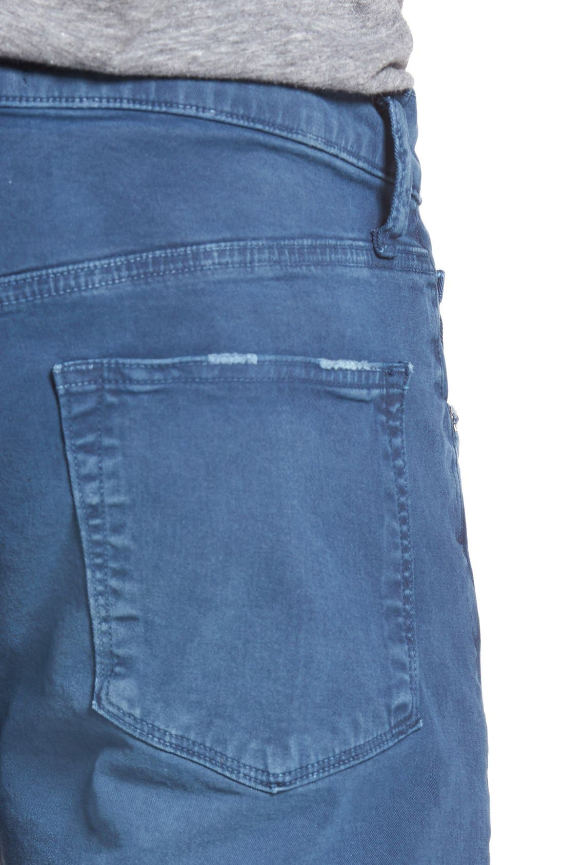 Tyler Slim Fit Jeans,                             Alternate thumbnail 17, color,
