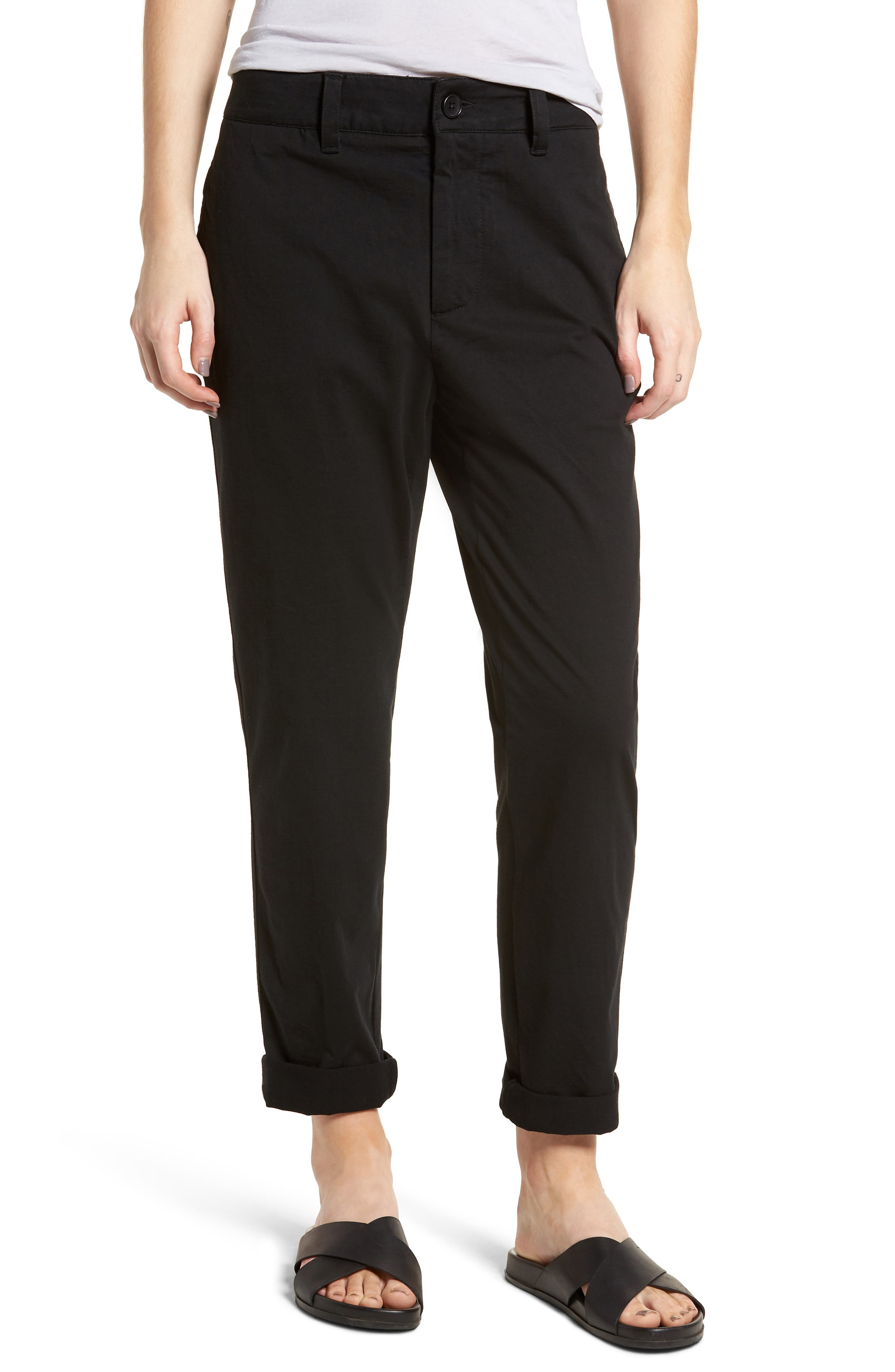 Full Surplus Jersey Pants,                         Main,                         color, 001