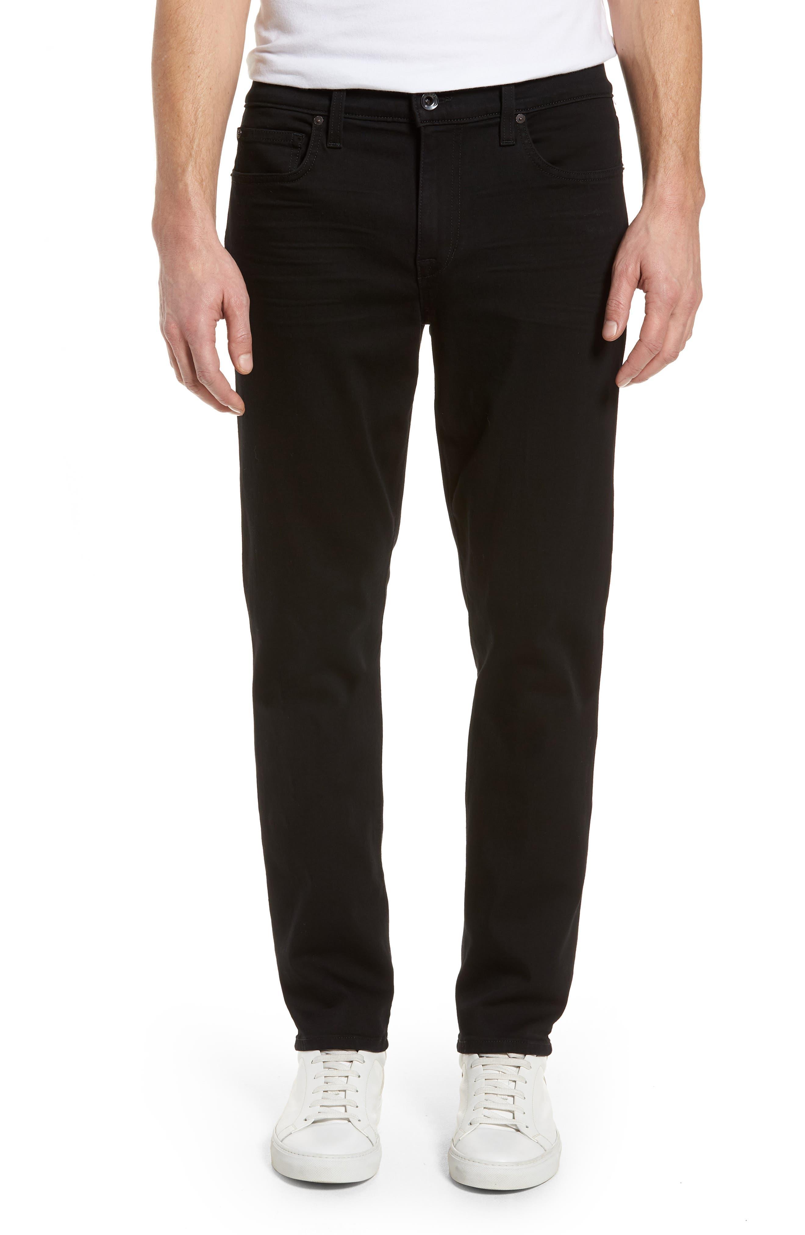 Brixton Slim Straight Fit Jeans,                         Main,                         color, ABRAHAM