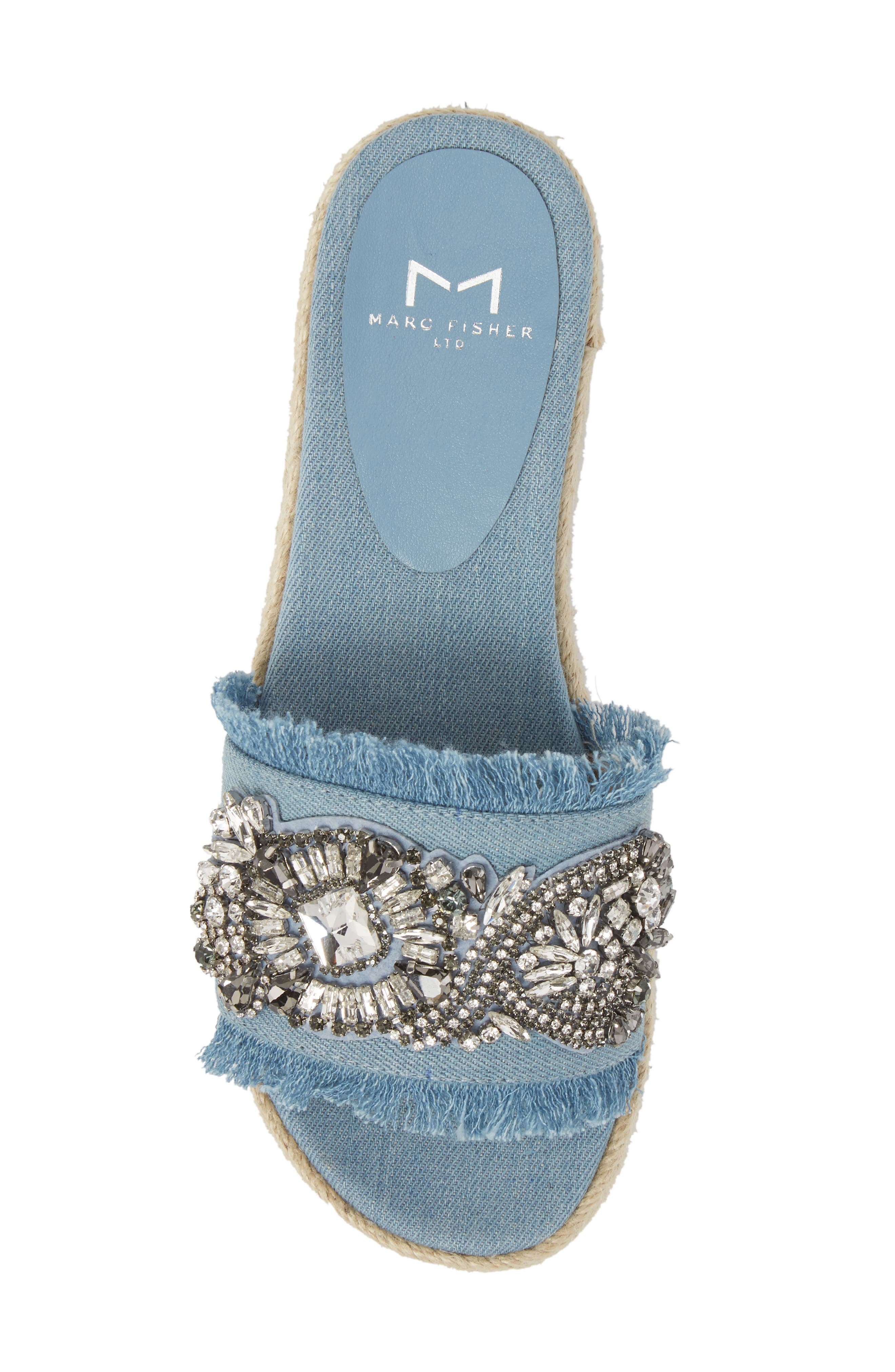 Jelly II Embellished Sandal,                             Alternate thumbnail 10, color,