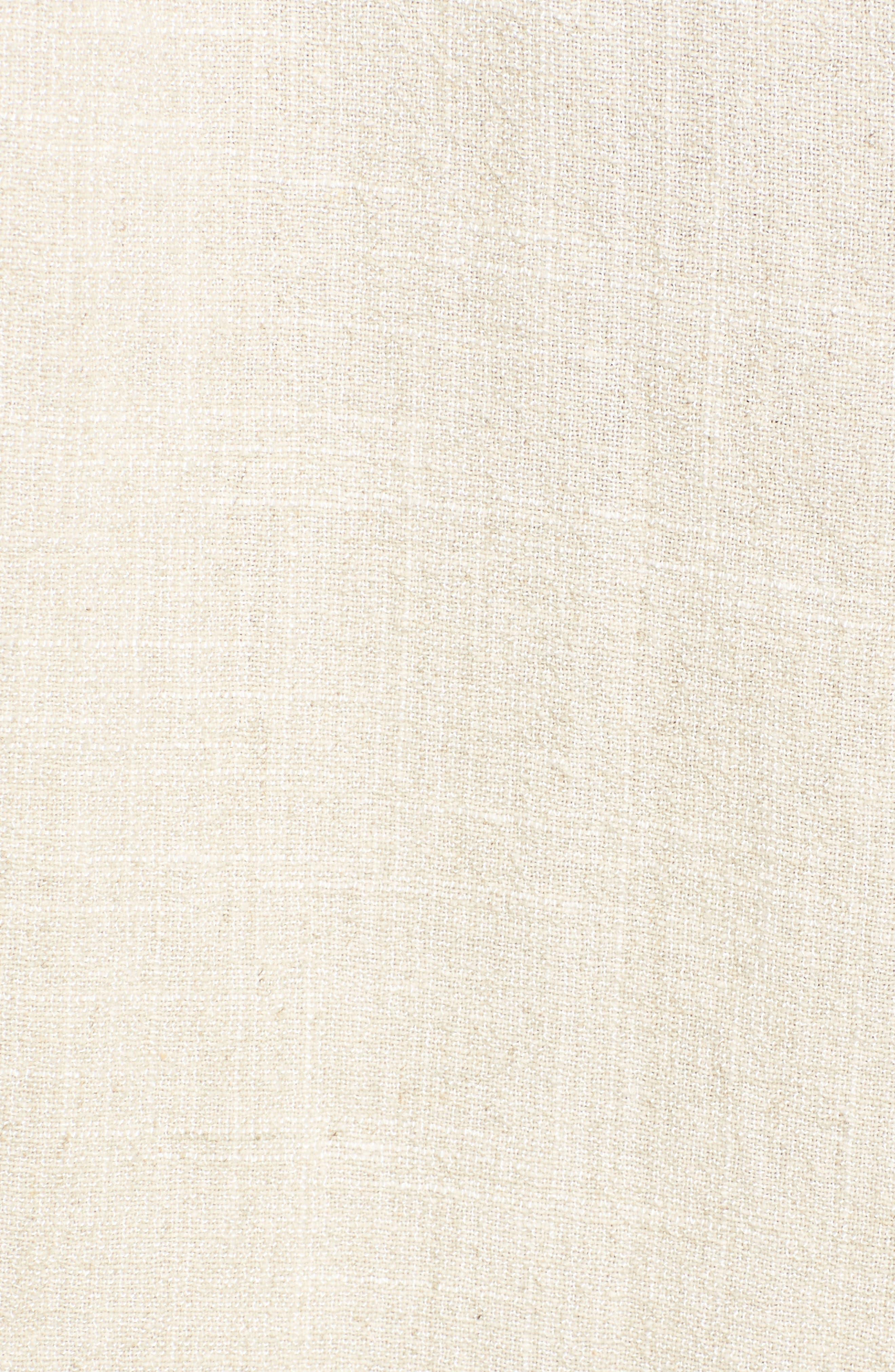 Button Up Drawstring Midi Dress,                             Alternate thumbnail 5, color,                             250