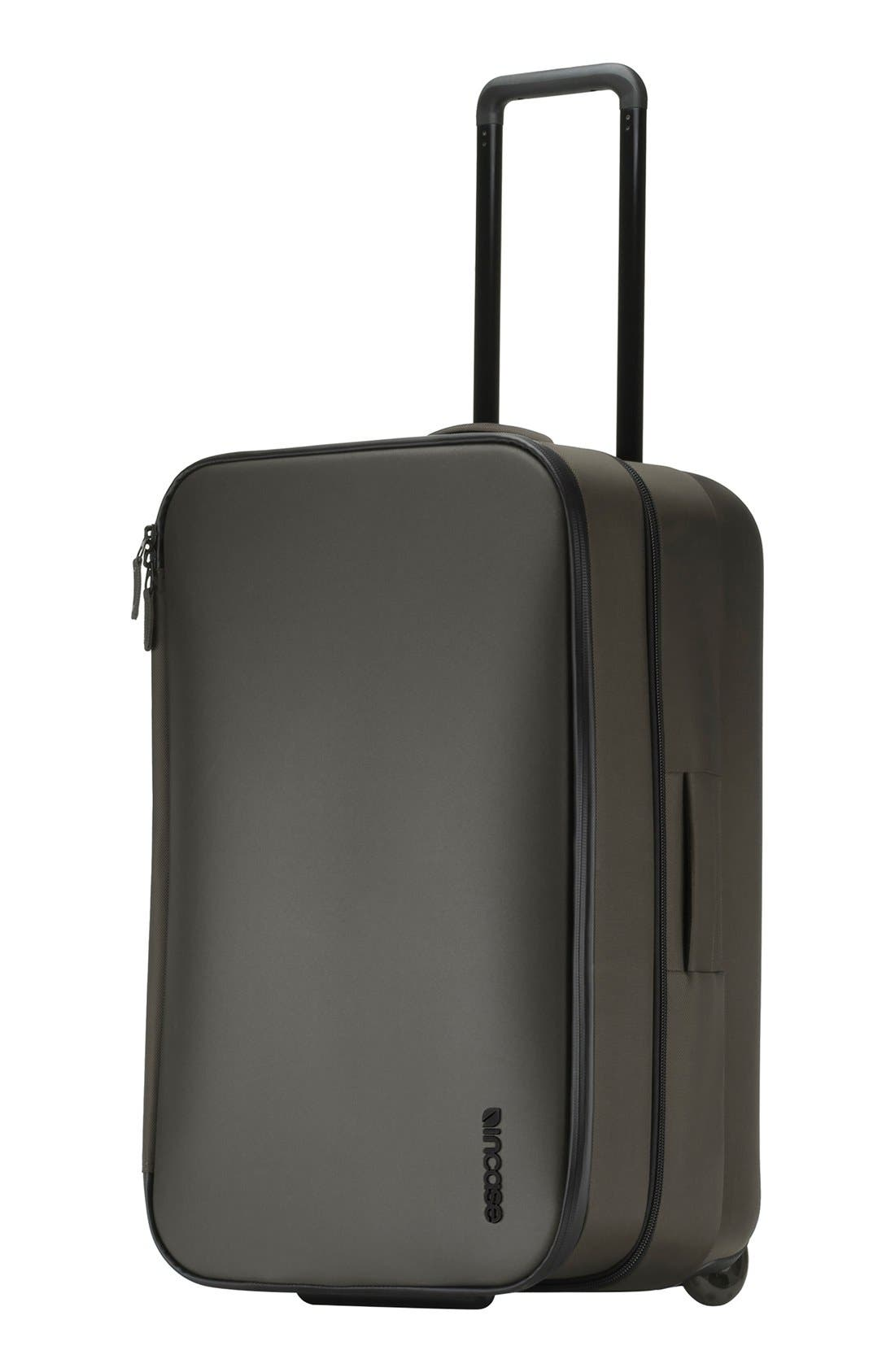 VIA 34 Inch Wheeled Suitcase,                             Alternate thumbnail 11, color,