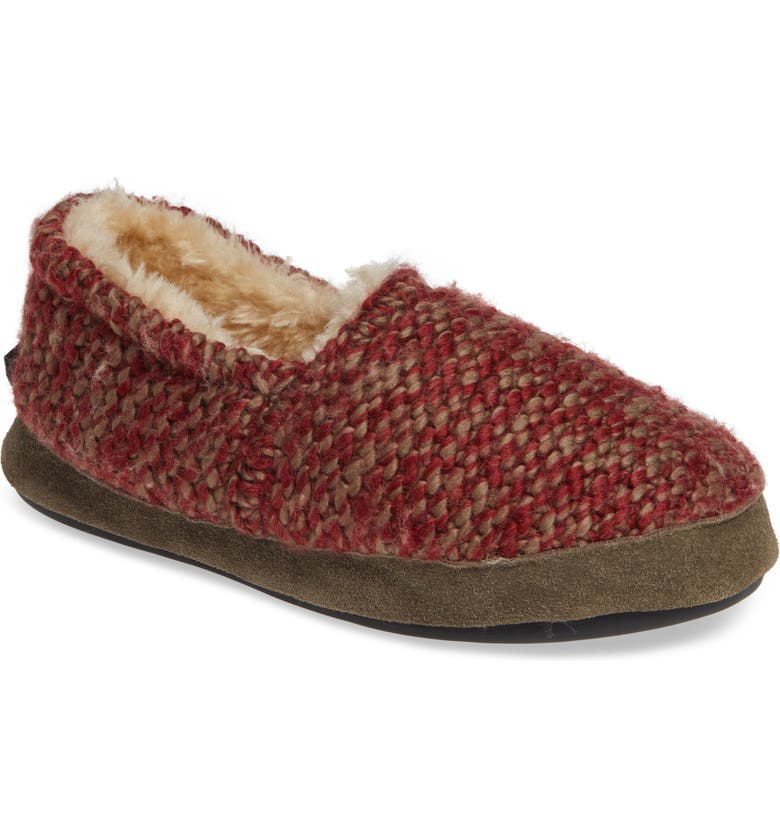 Woolrich WHITECAP KNIT SLIPPER