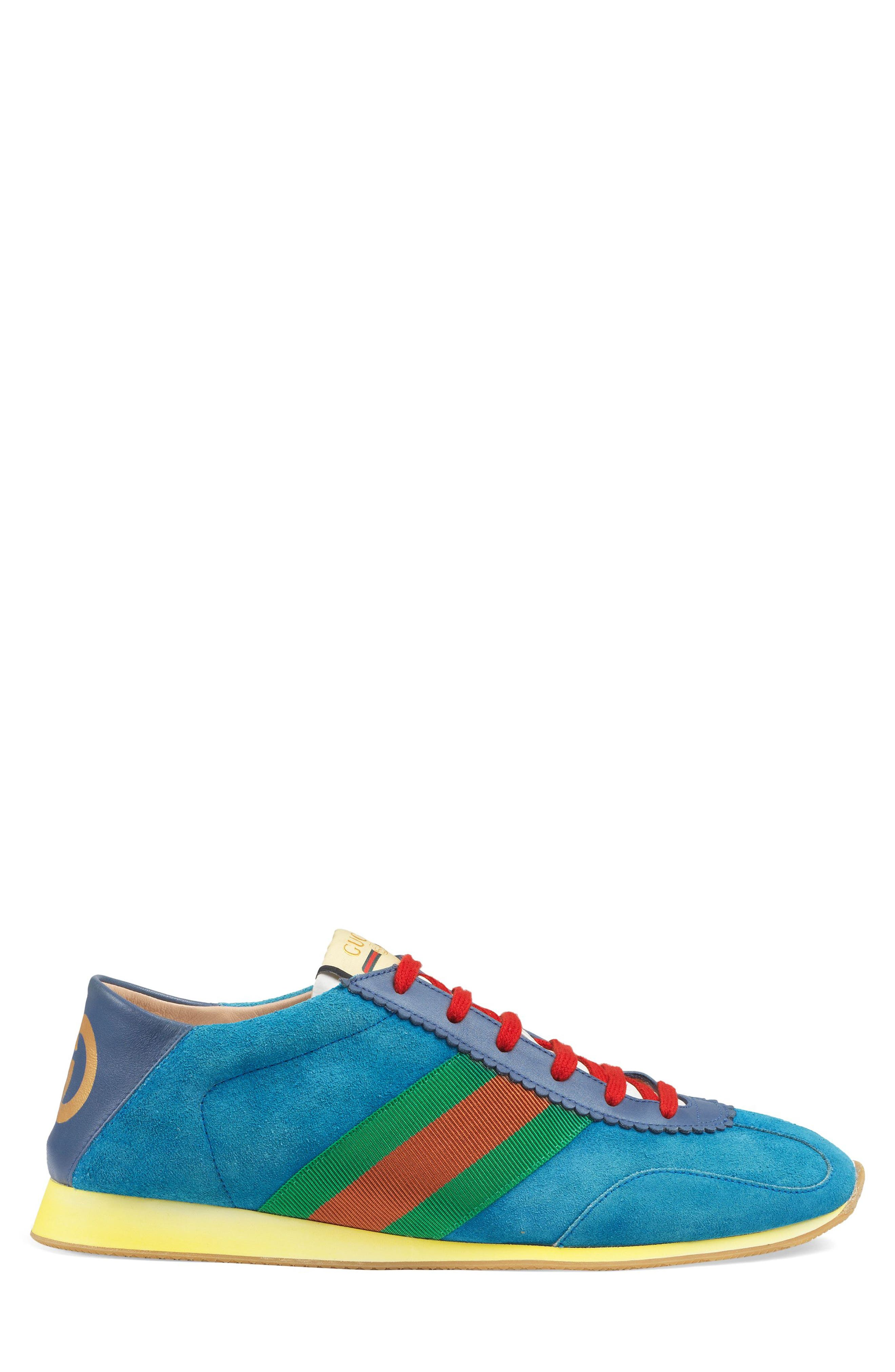 Rocket Collapsible Sneaker,                             Alternate thumbnail 2, color,                             BLUE/ INK