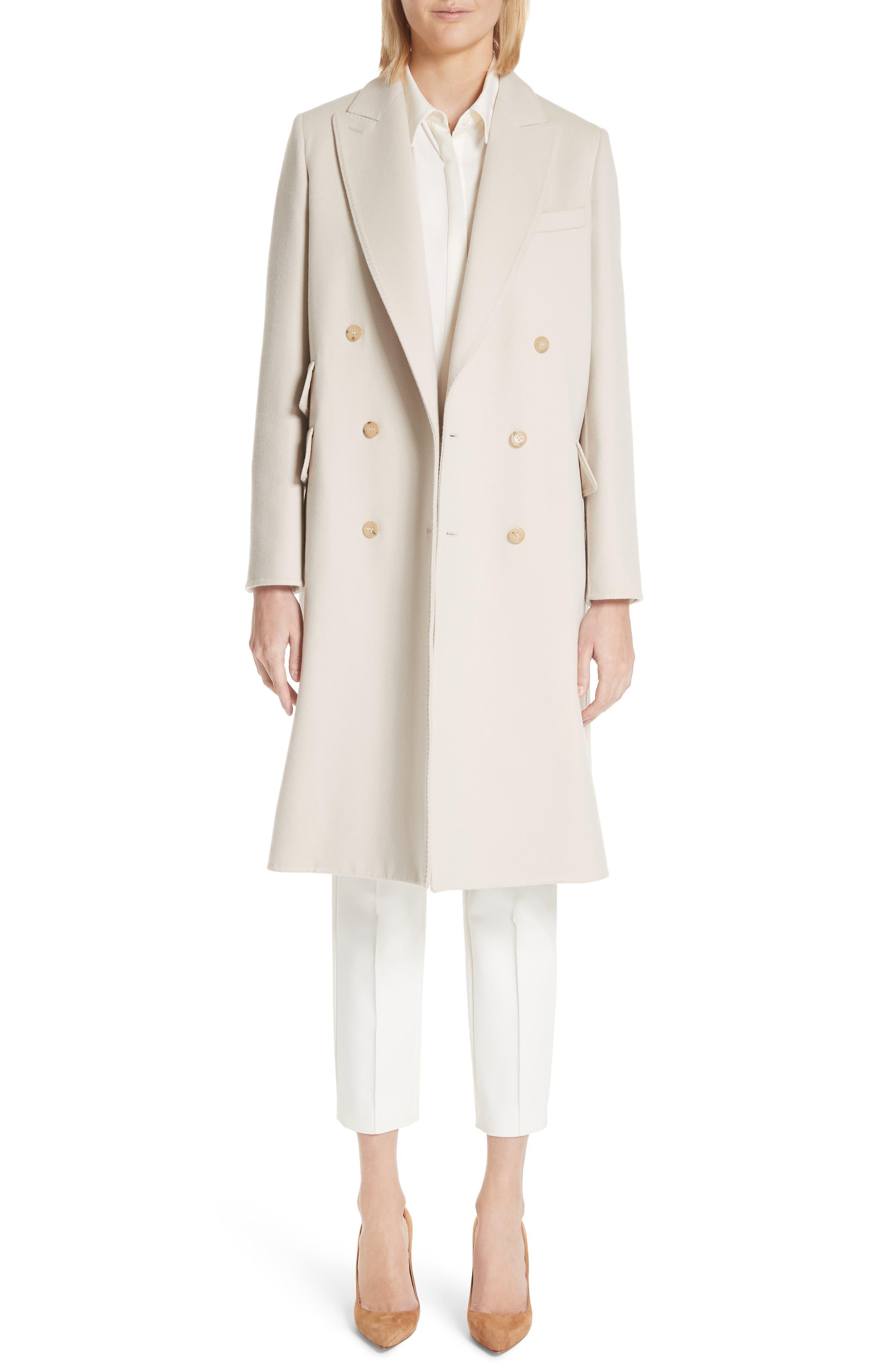 Armonia Wool & Cashmere Coat, Main, color, 906