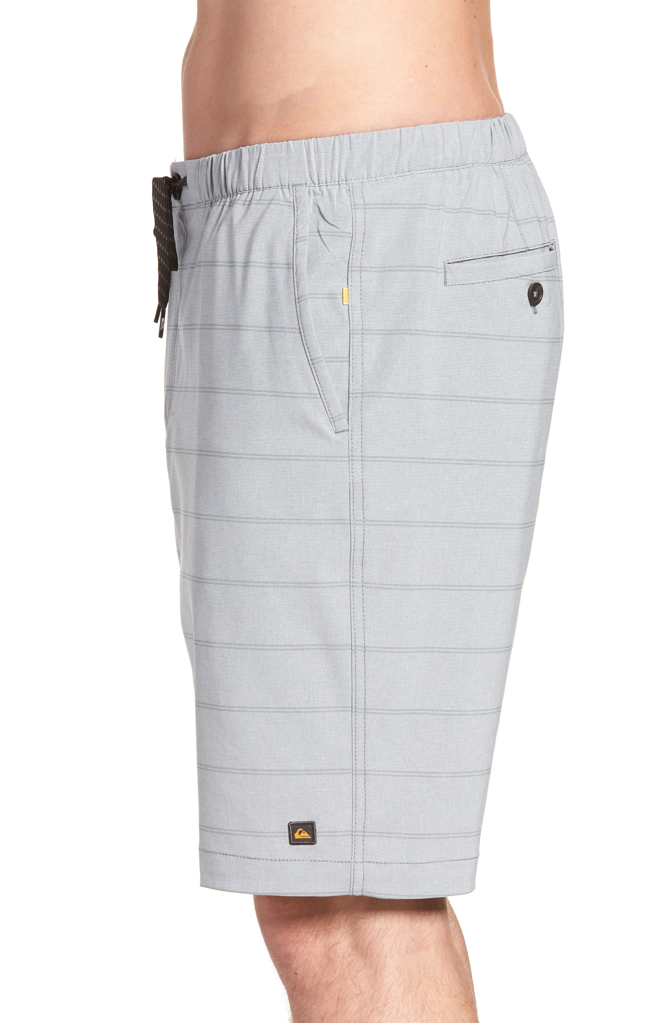 Suva Amphibian Hybrid Shorts,                             Alternate thumbnail 4, color,                             STEEPLE GRAY