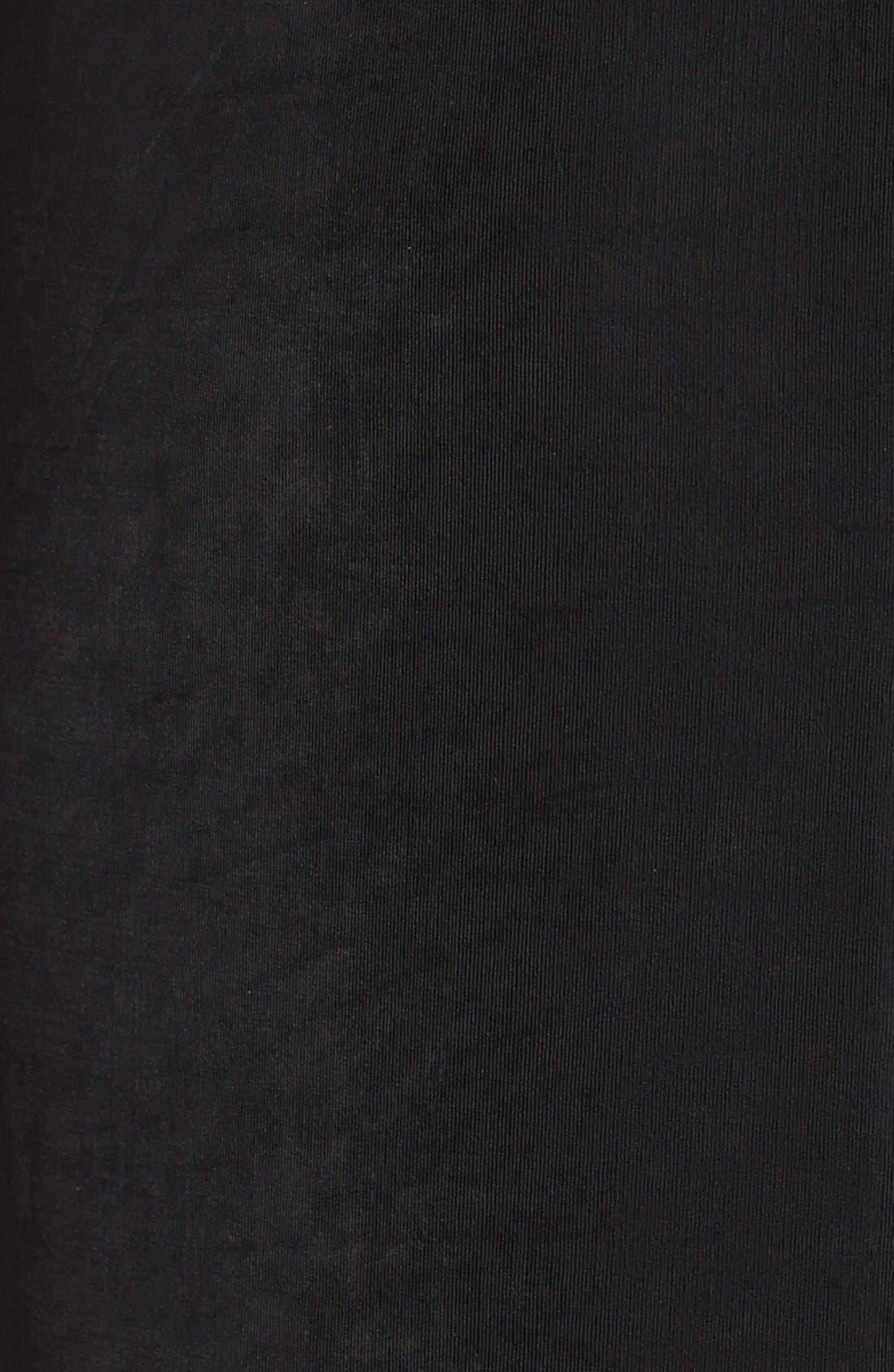 VIKKI VI,                             Sleeveless Shift Dress,                             Alternate thumbnail 9, color,                             BLACK
