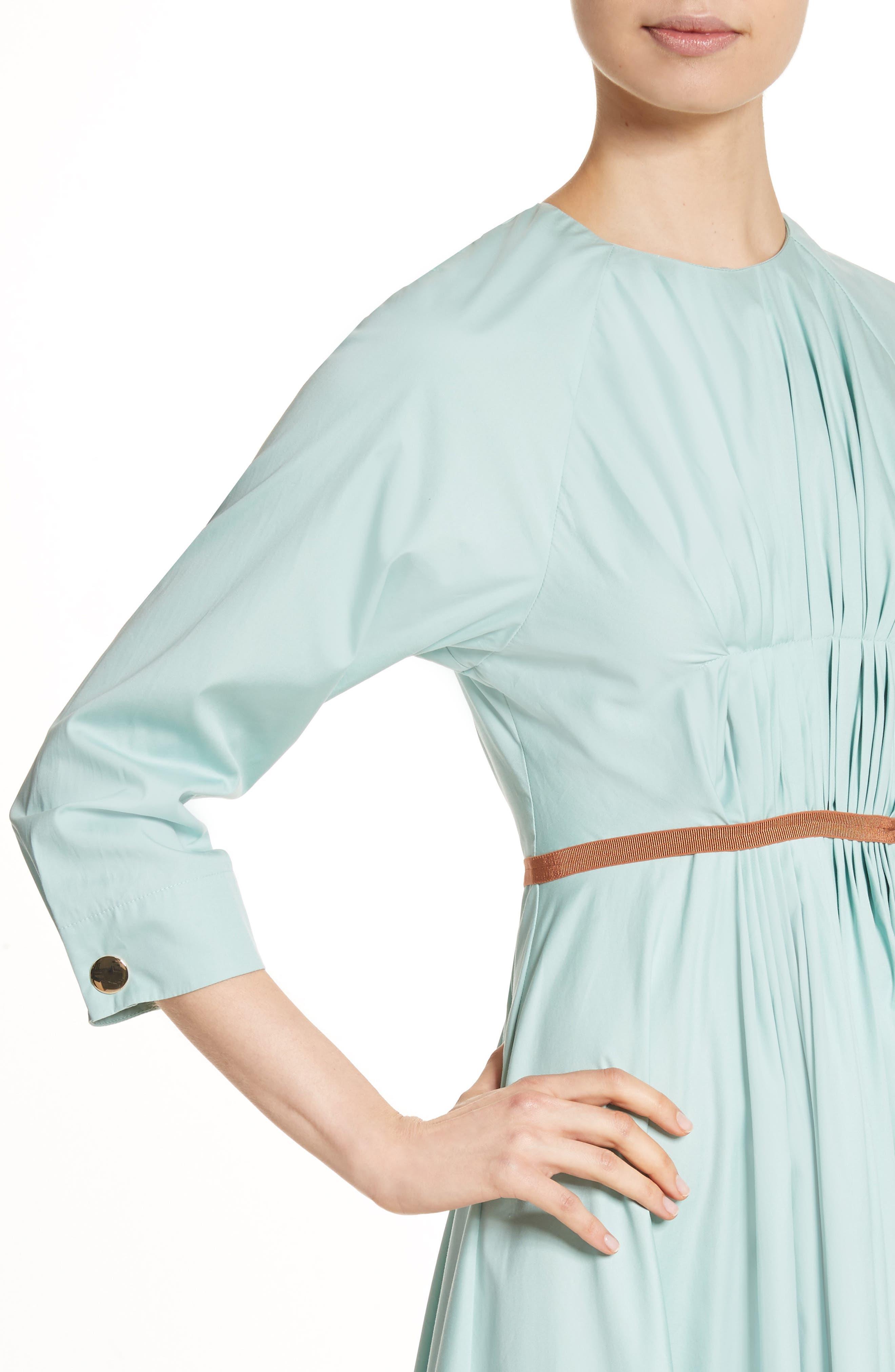 Varena Dress,                             Alternate thumbnail 4, color,                             400