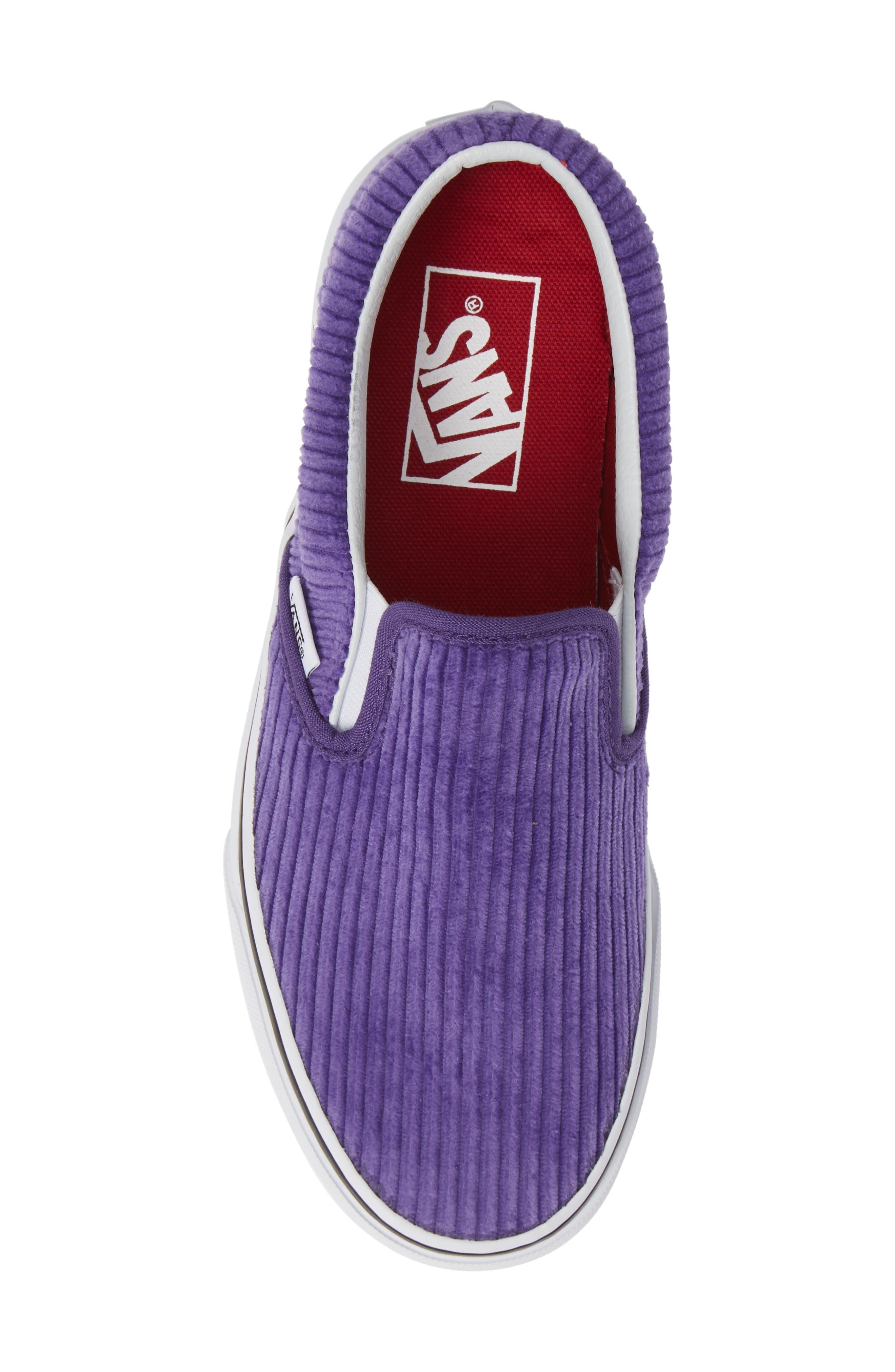 Classic Design Assembly Slip-On Sneaker,                             Alternate thumbnail 5, color,                             501