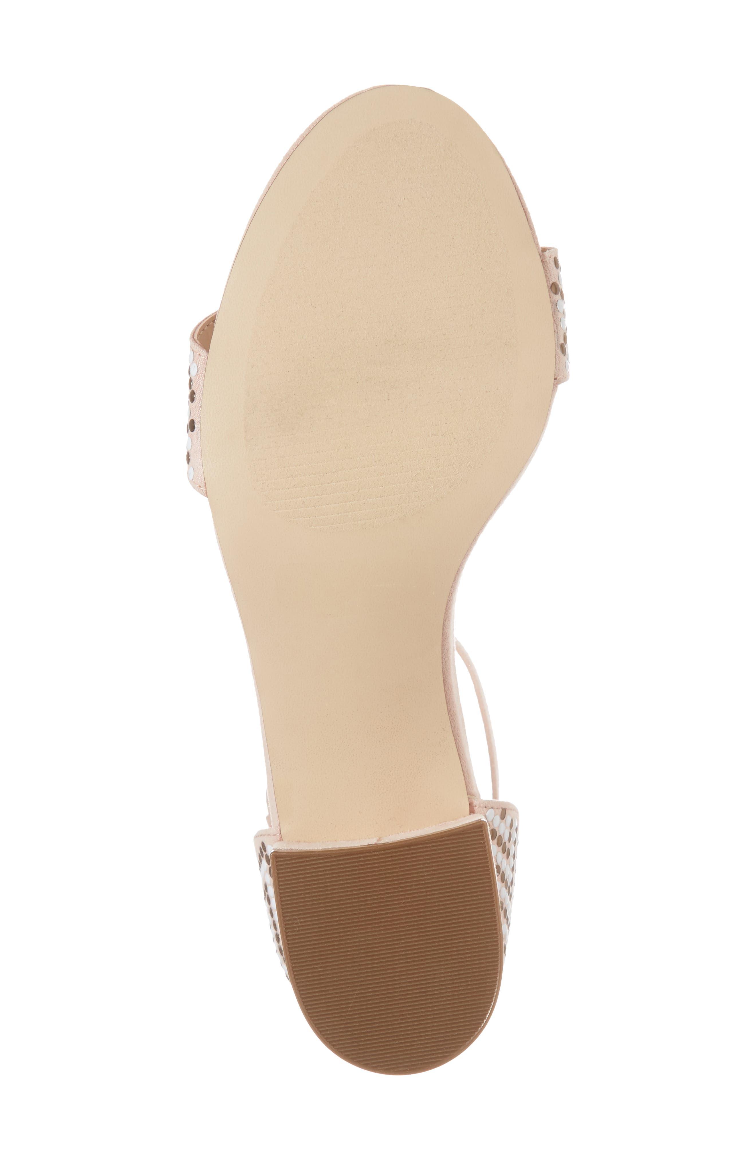 Mercer Ankle Strap Sandal,                             Alternate thumbnail 6, color,                             650