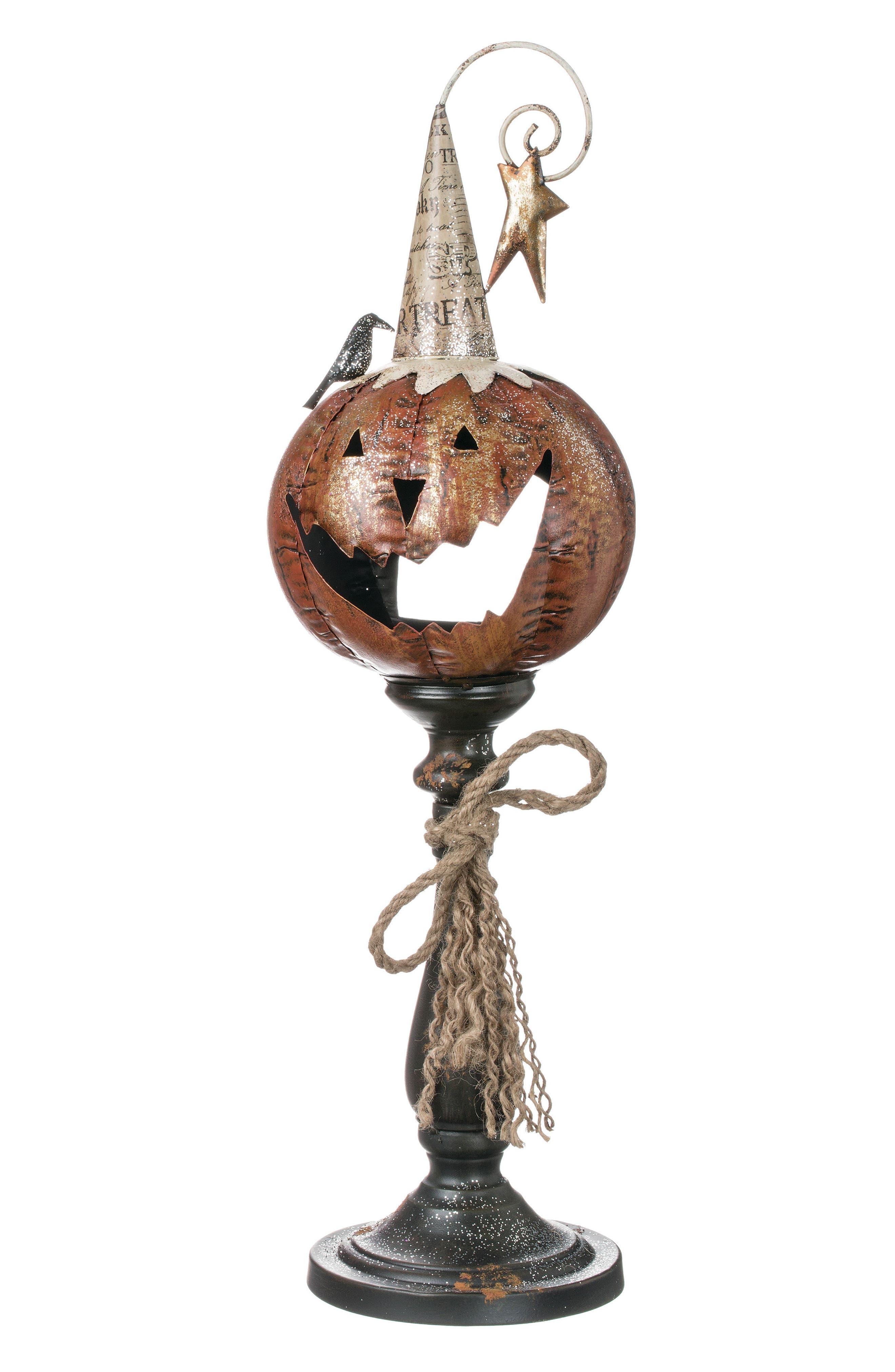 Jack-O-Lantern Decoration,                             Main thumbnail 1, color,                             800