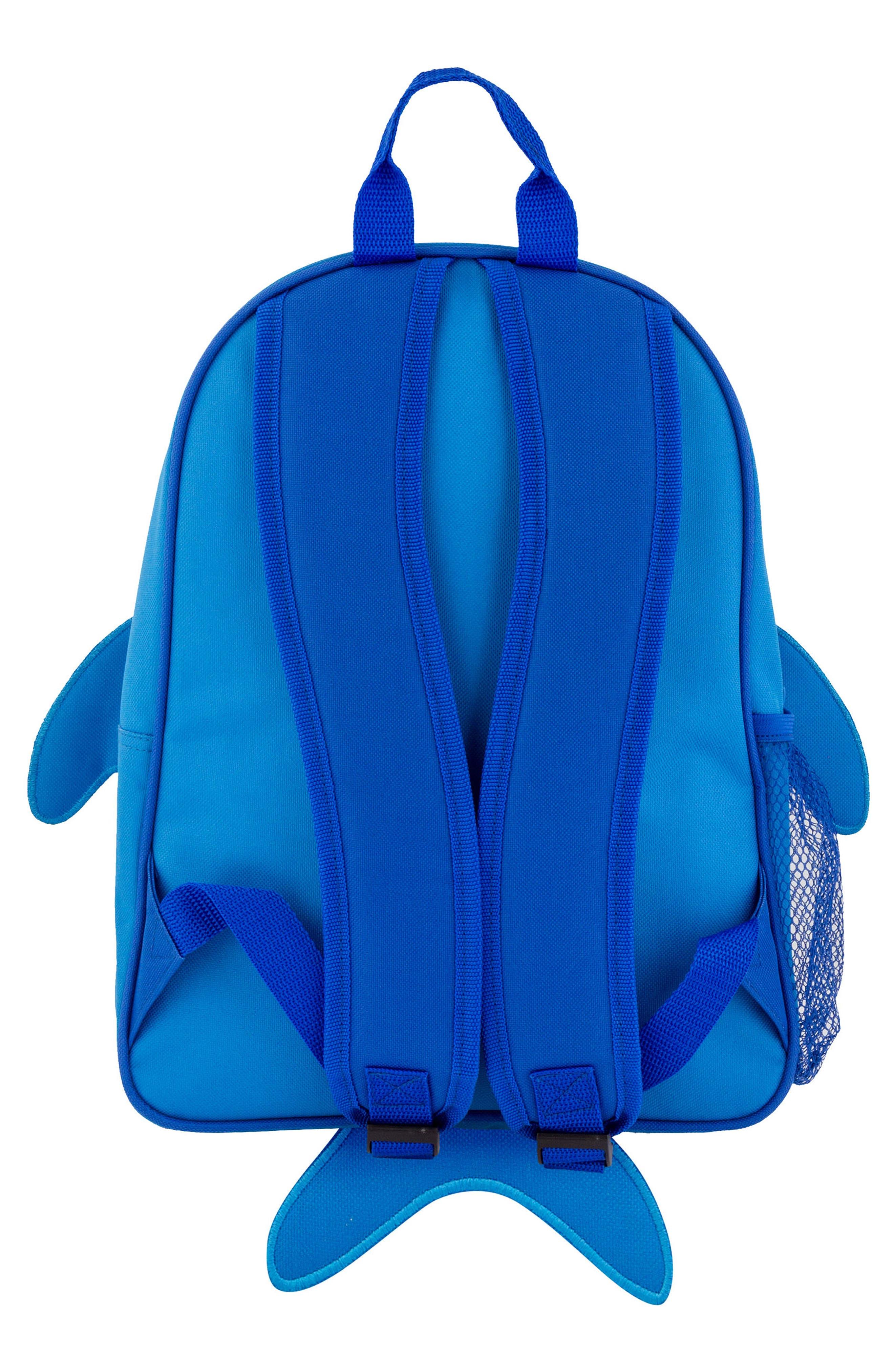 Shark Sidekick Backpack & Lunch Pal,                             Alternate thumbnail 2, color,                             SHARK