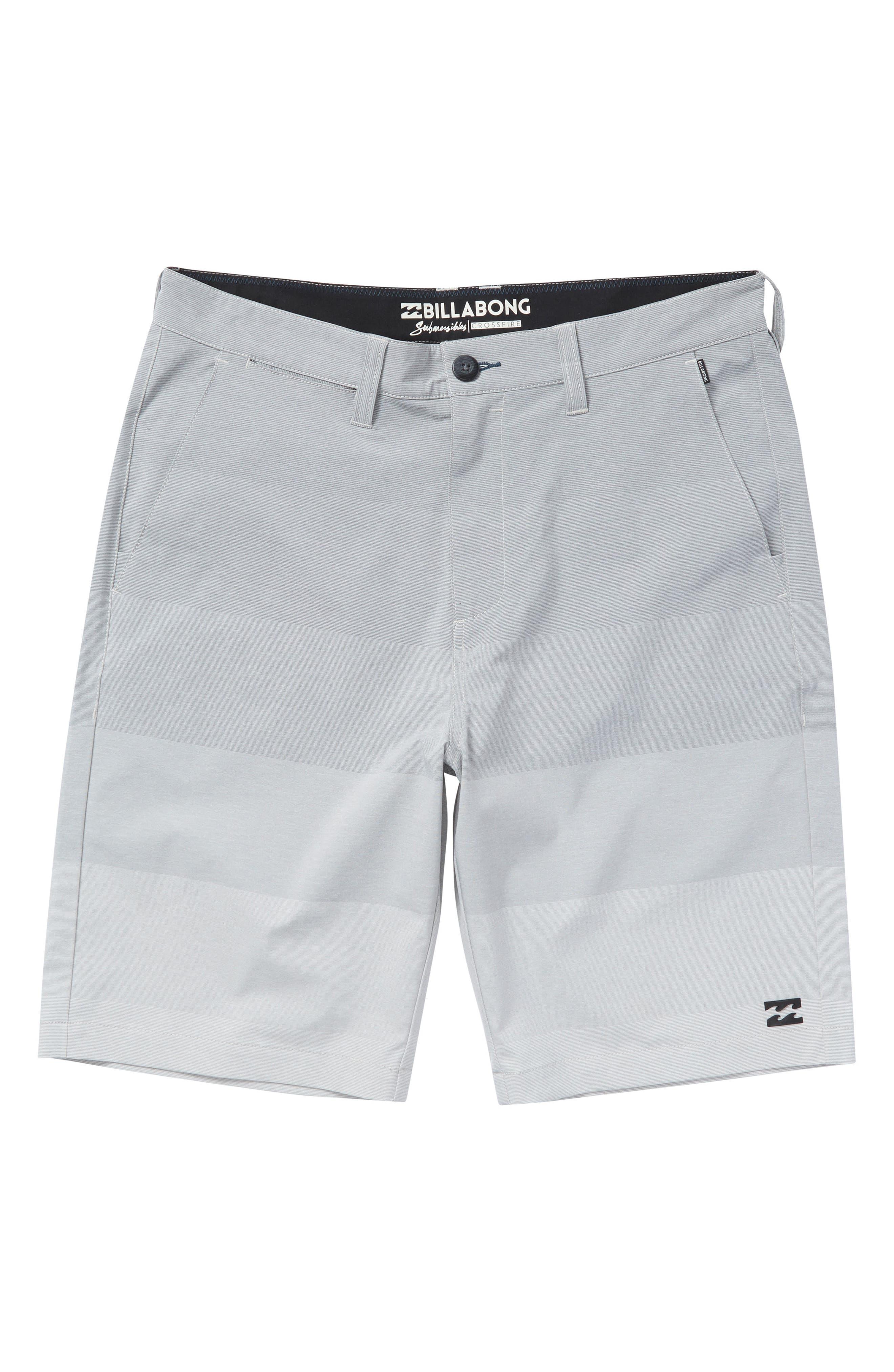 Crossfire X Faderade Hybrid Shorts,                             Main thumbnail 1, color,                             020