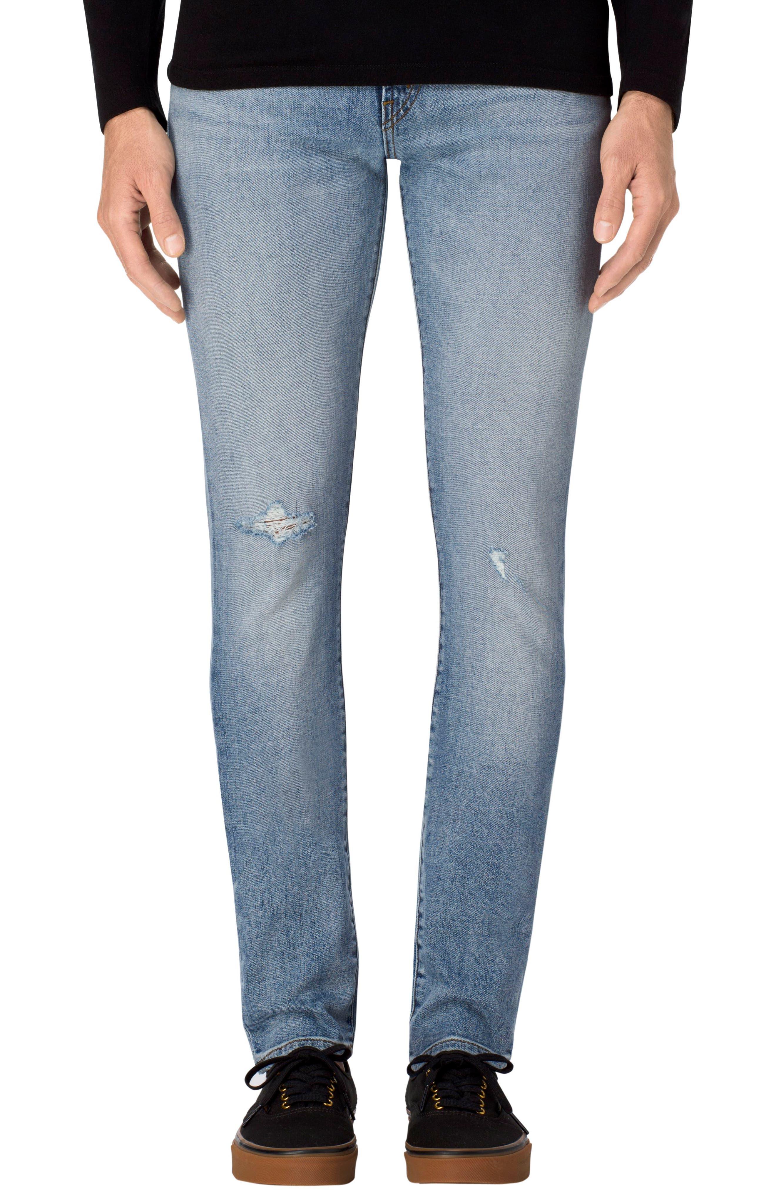 Mick Skinny Fit Jeans,                             Main thumbnail 1, color,                             450
