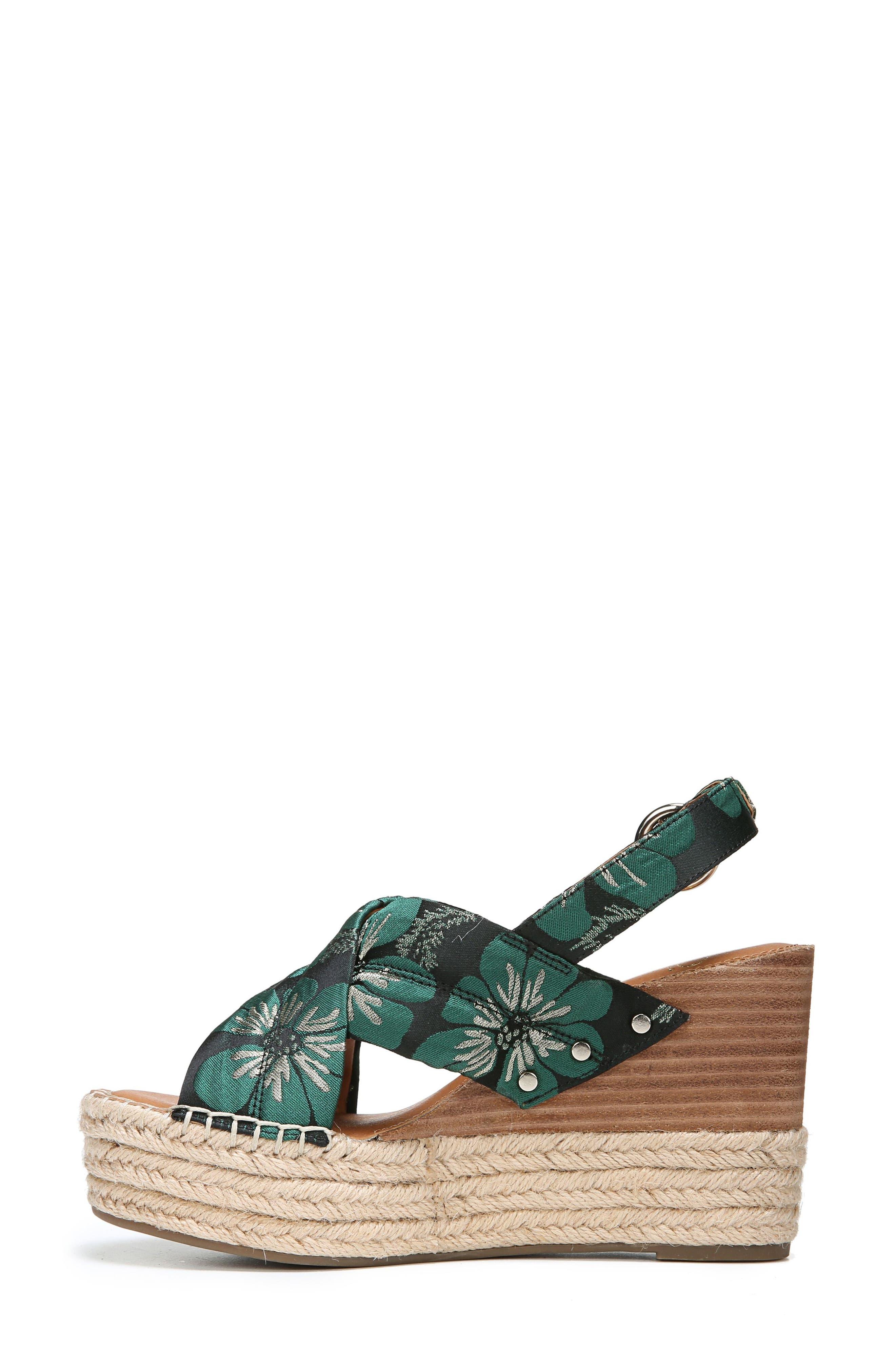 Niva Espadrille Wedge Sandal,                             Alternate thumbnail 13, color,