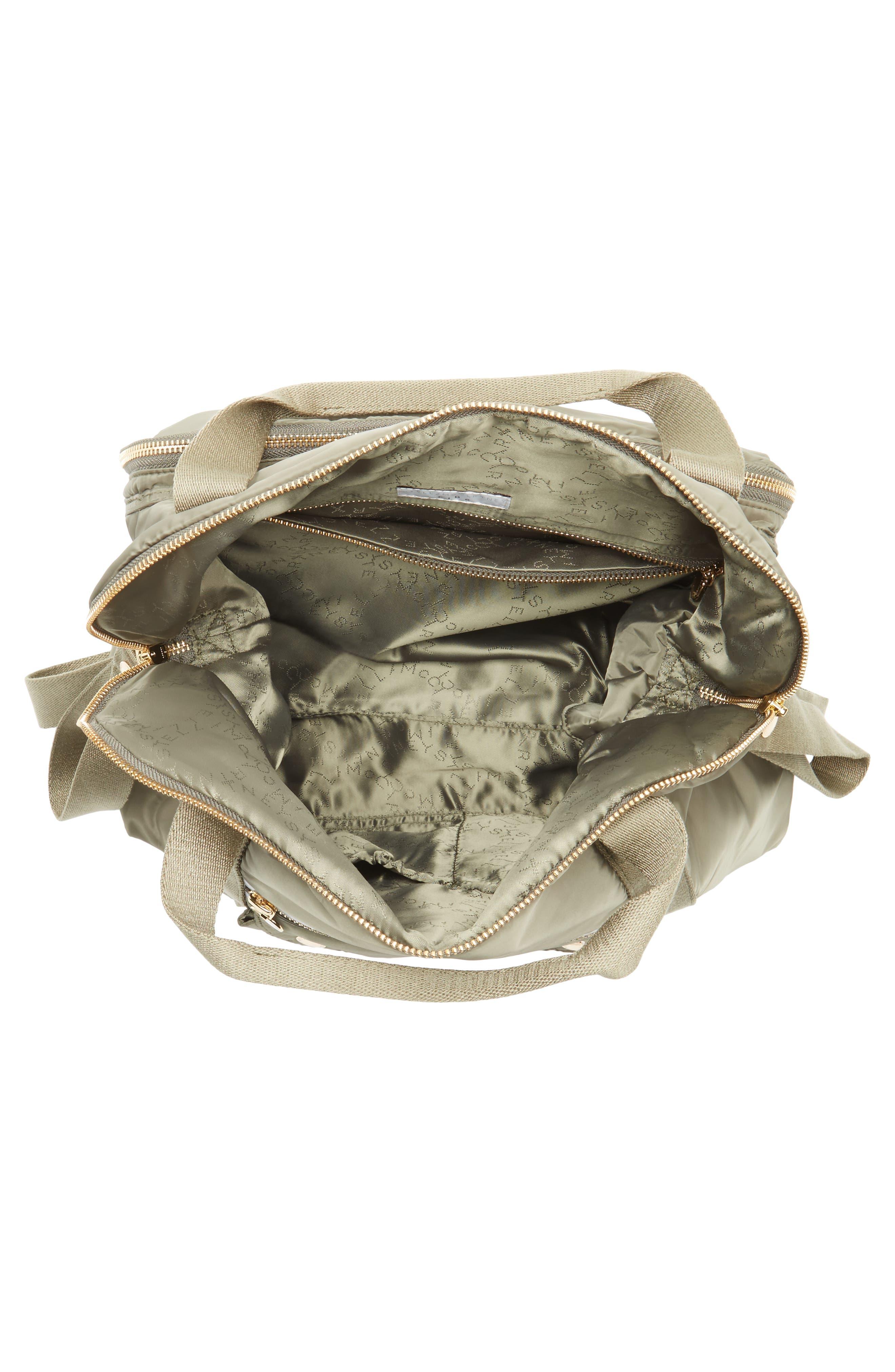 Kids Fern Diaper Bag,                             Alternate thumbnail 4, color,                             330