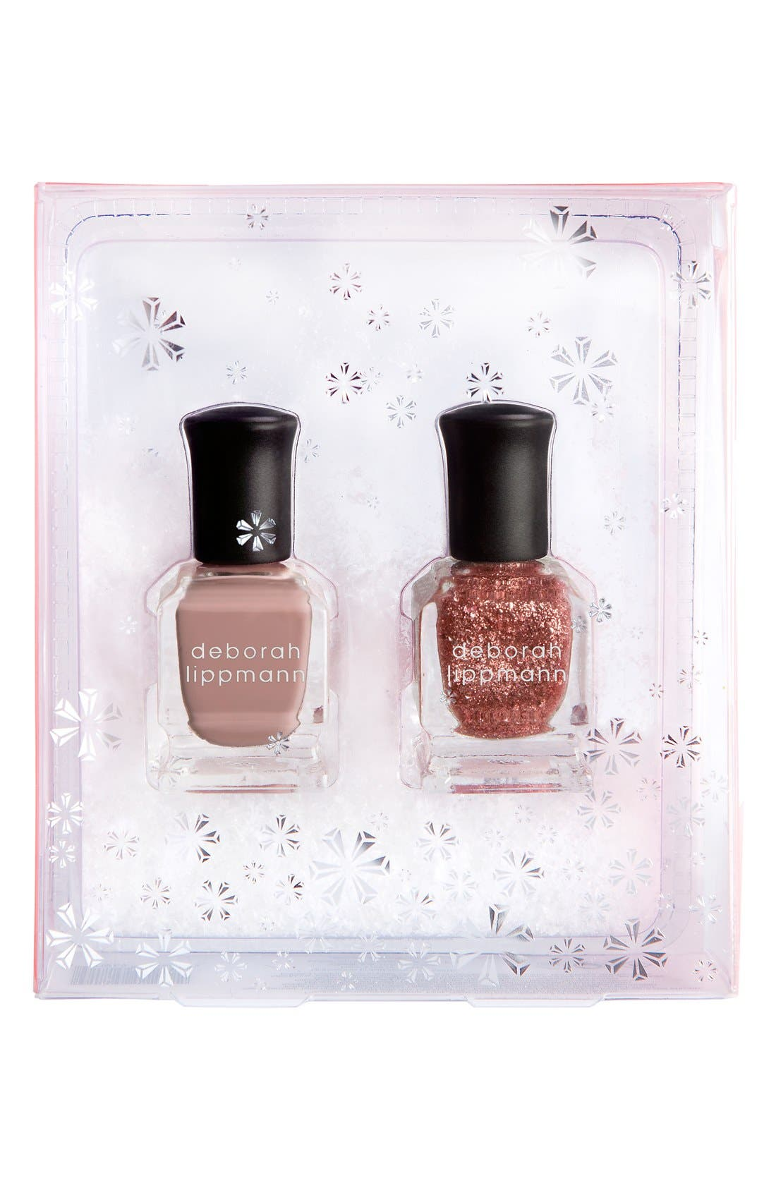 'Roses in the Snow' Nail Color Duo,                             Main thumbnail 1, color,                             000