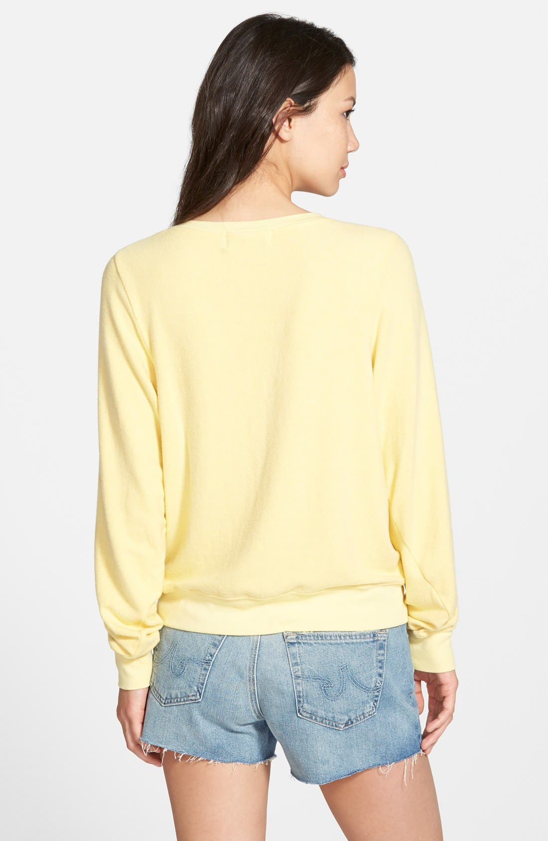'Baggy Beach Jumper' Pullover,                             Alternate thumbnail 84, color,