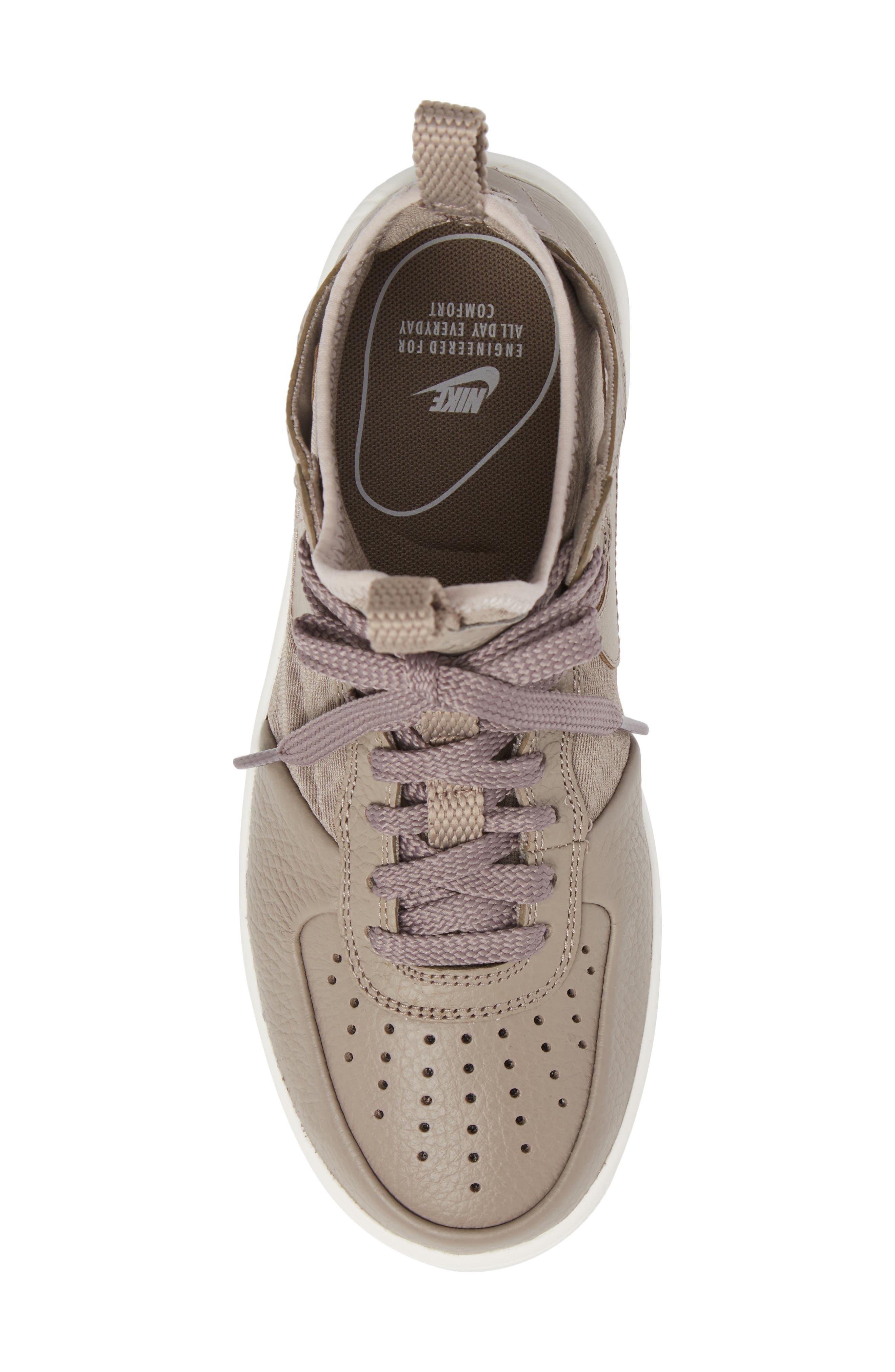 Air Force 1 Ultraforce Mid Sneaker,                             Alternate thumbnail 5, color,                             022