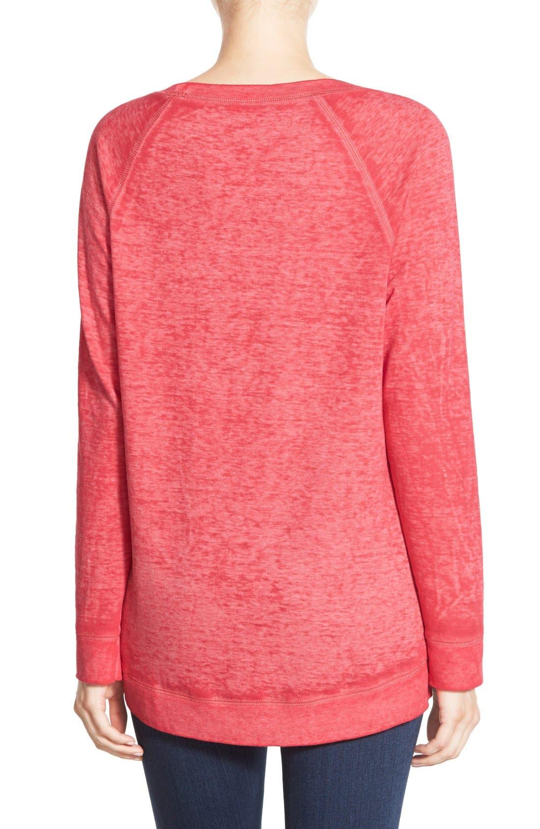 Burnout Sweatshirt,                             Alternate thumbnail 96, color,