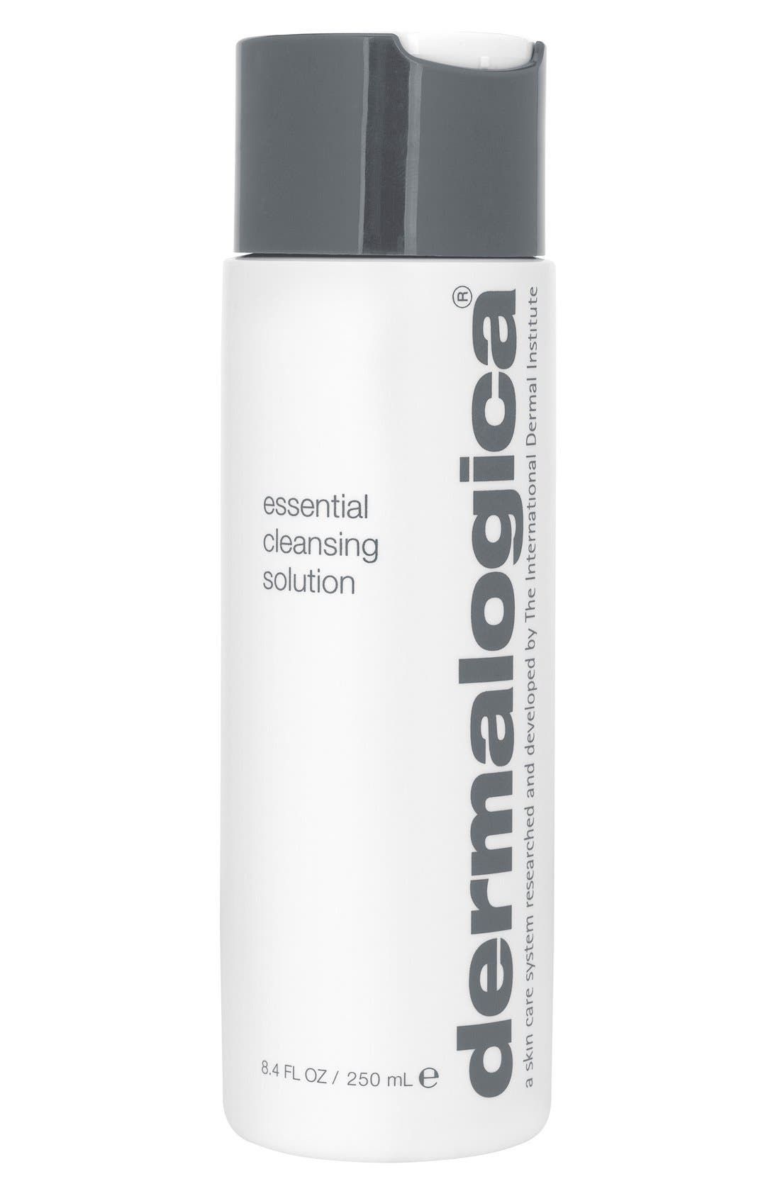 Essential Cleansing Solution,                             Main thumbnail 1, color,                             NO COLOR