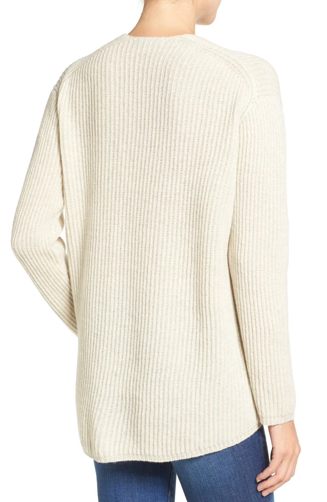 Woodside Pullover Sweater,                             Alternate thumbnail 18, color,