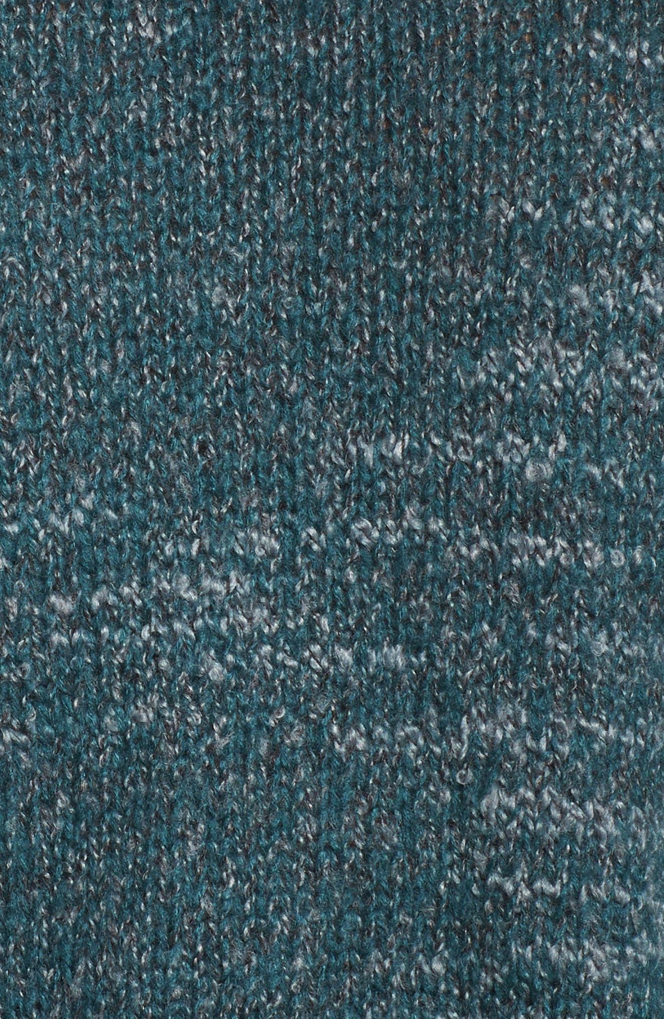 Mock Neck Knit Sweater,                             Alternate thumbnail 14, color,