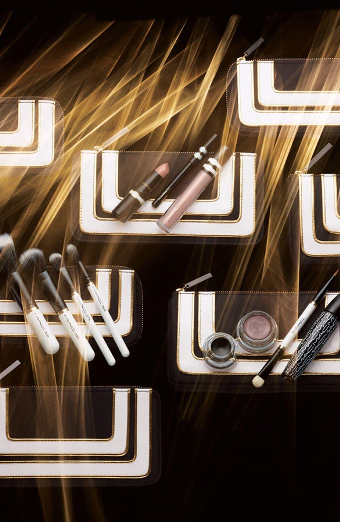 M·A·C 'Stroke of Midnight' Essentials Brush Kit,                             Alternate thumbnail 2, color,