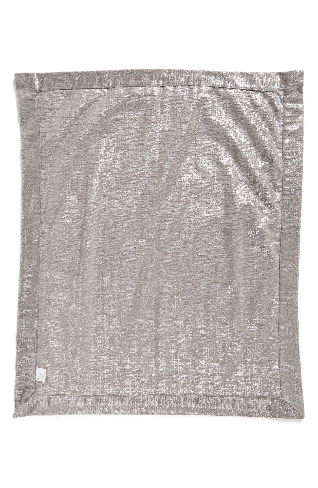 Luxe Lustre<sup>™</sup> Rain Blanket,                             Alternate thumbnail 4, color,                             CHARCOAL