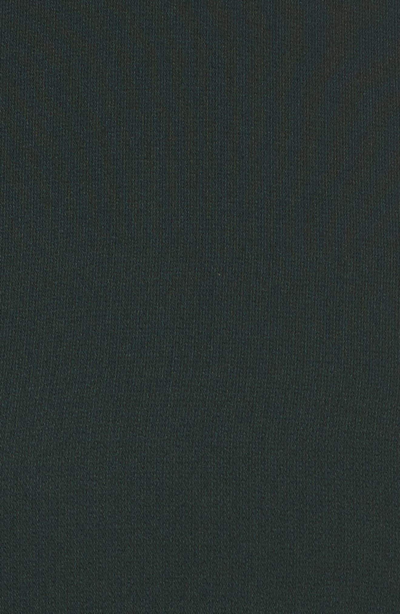 Power Shoulder Sheath Dress,                             Alternate thumbnail 10, color,