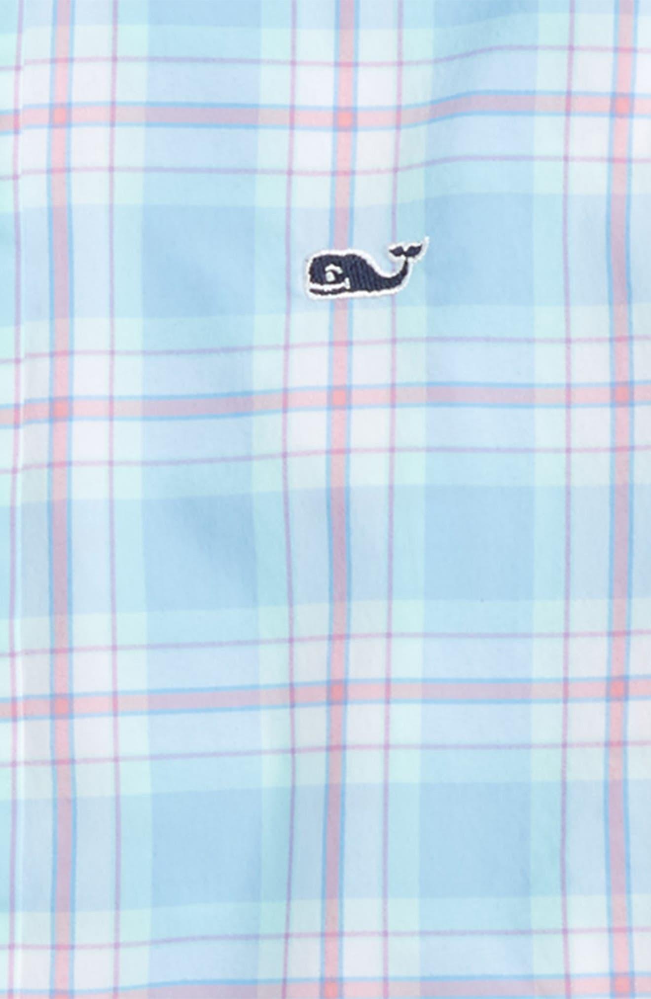 Montauk Point Performance Whale Shirt,                             Alternate thumbnail 2, color,