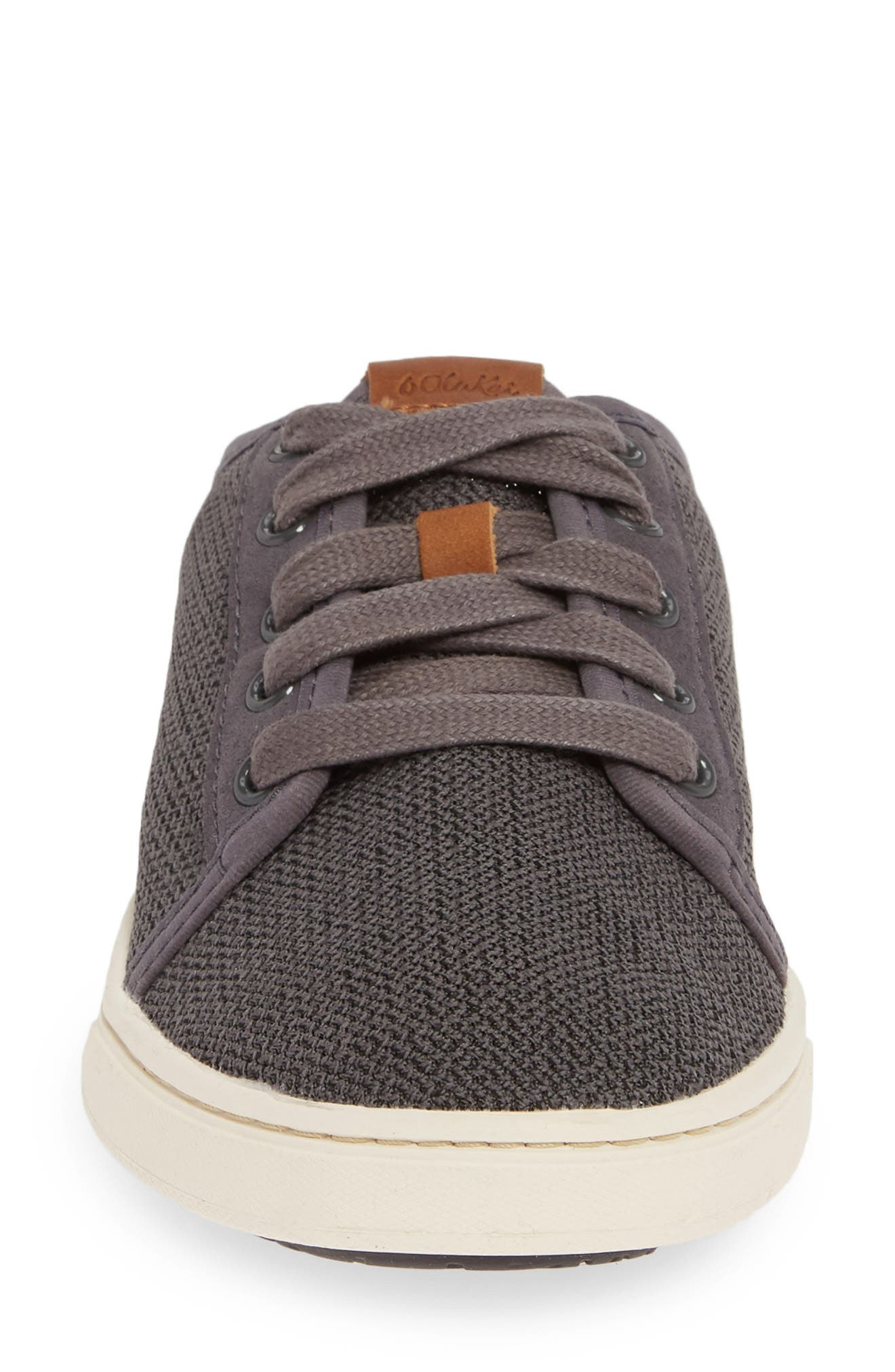 OLUKAI,                             Pehuea Li Convertible Sneaker,                             Alternate thumbnail 5, color,                             PAVEMENT/ PAVEMENT FABRIC