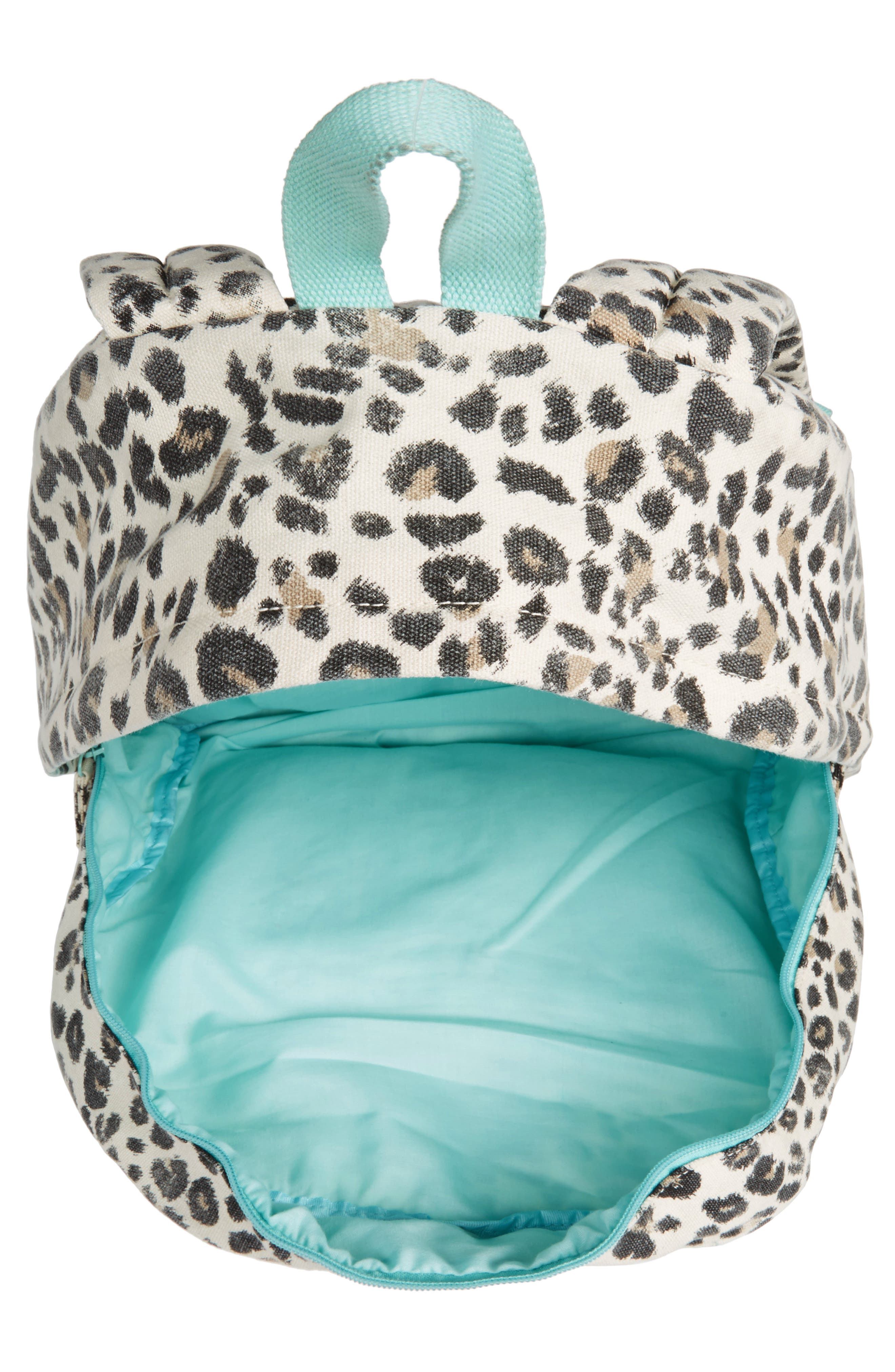 Play Date Canvas Backpack,                             Alternate thumbnail 3, color,                             004